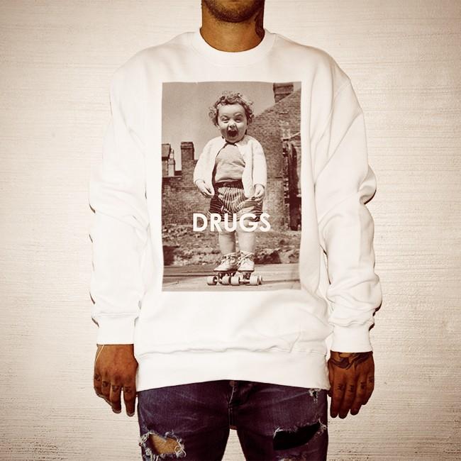 DRUGS WHITE CREW