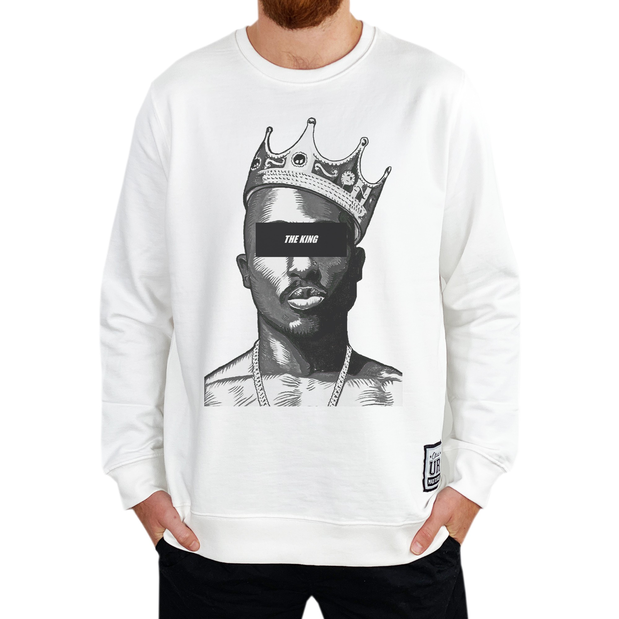 THE KING WHITE CREW