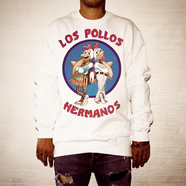 LOS POLLOS WHITE CREW