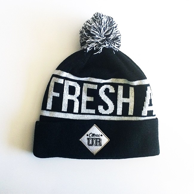 FRESH AS FUCK BEANIE