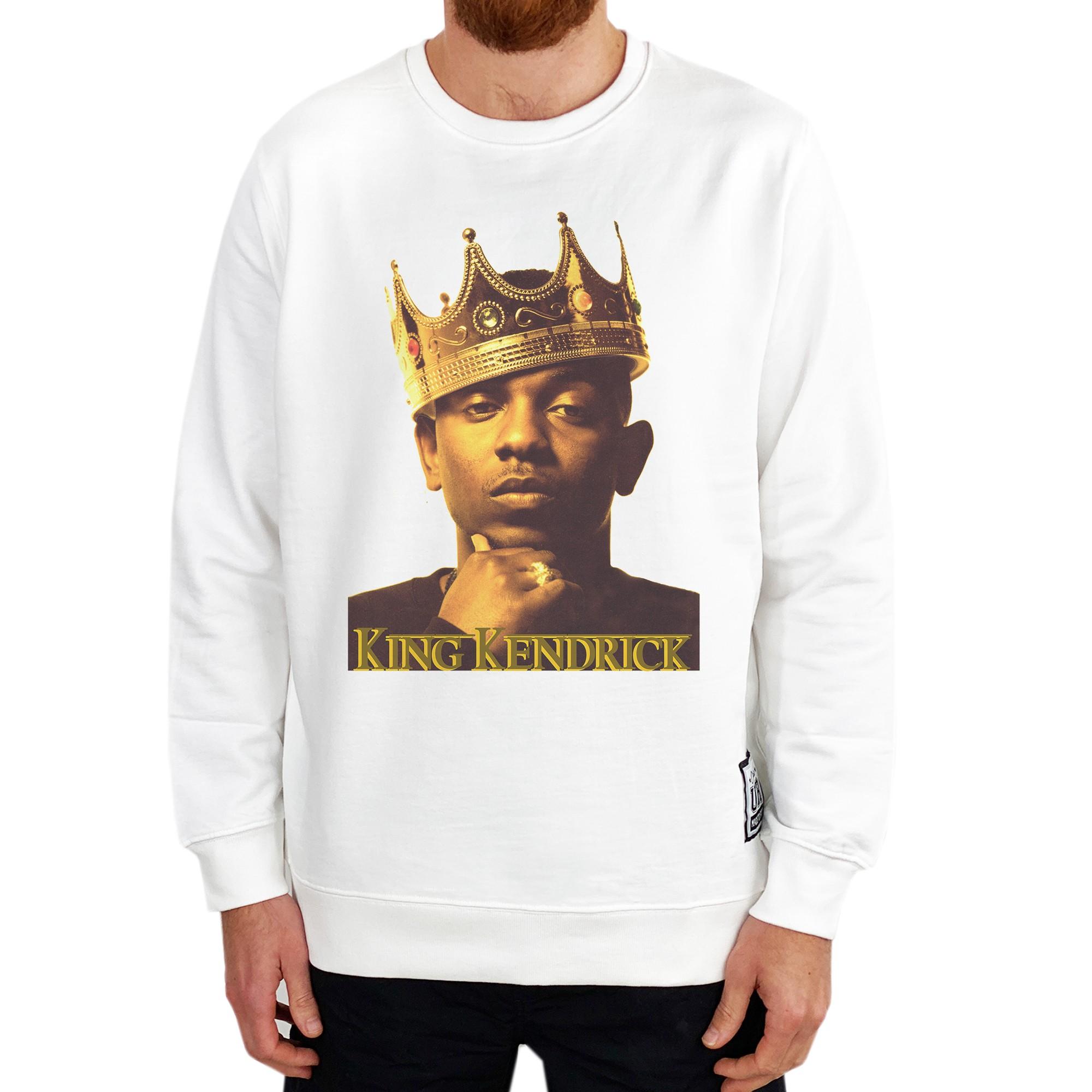 KING KENDRICK WHITE CREW
