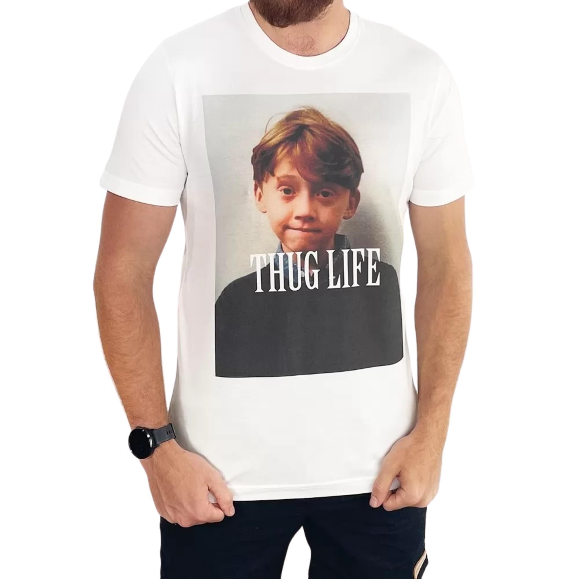 WEASLEY LIFE WHITE TEE