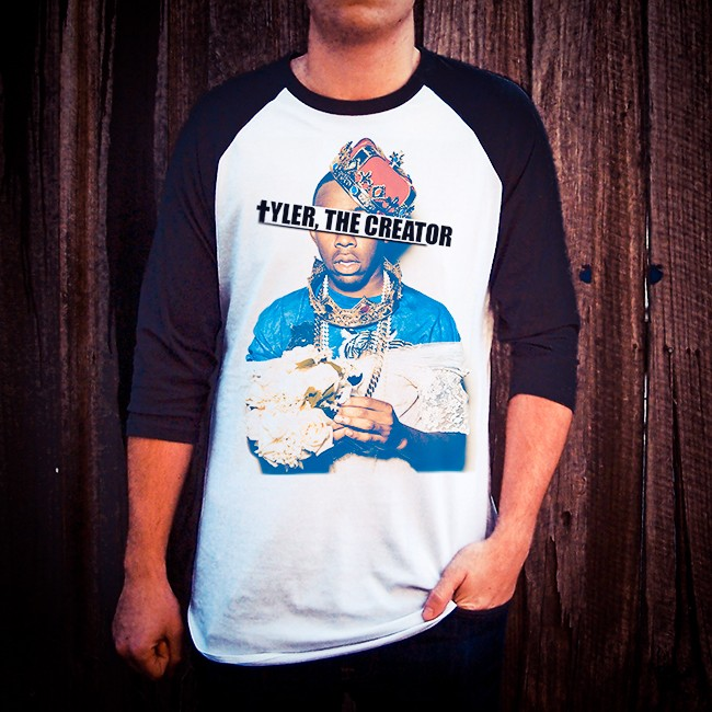 THE CREATOR RAGLAN