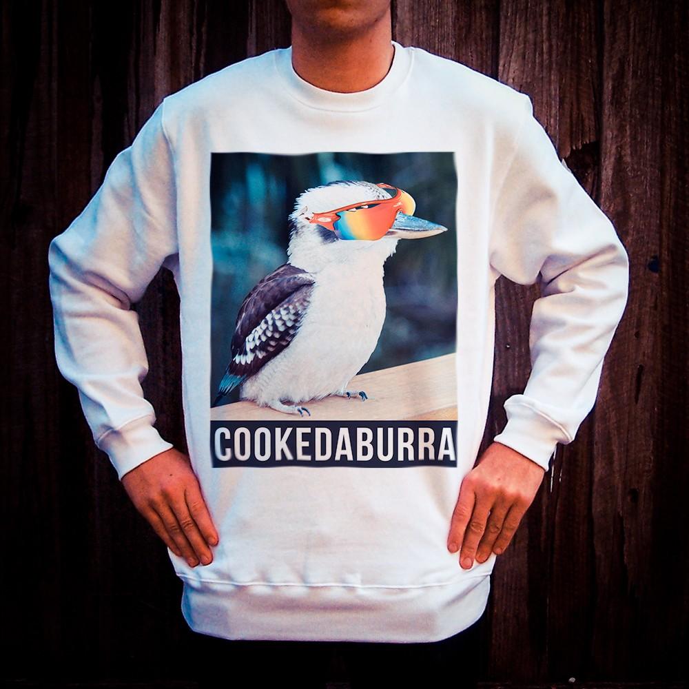 COOKEDABURRA WHITE CREW