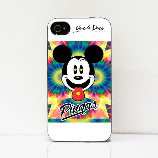 MICKEY PINGAS PHONE COVER