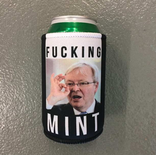 MINT RUDD STUBBY HOLDER