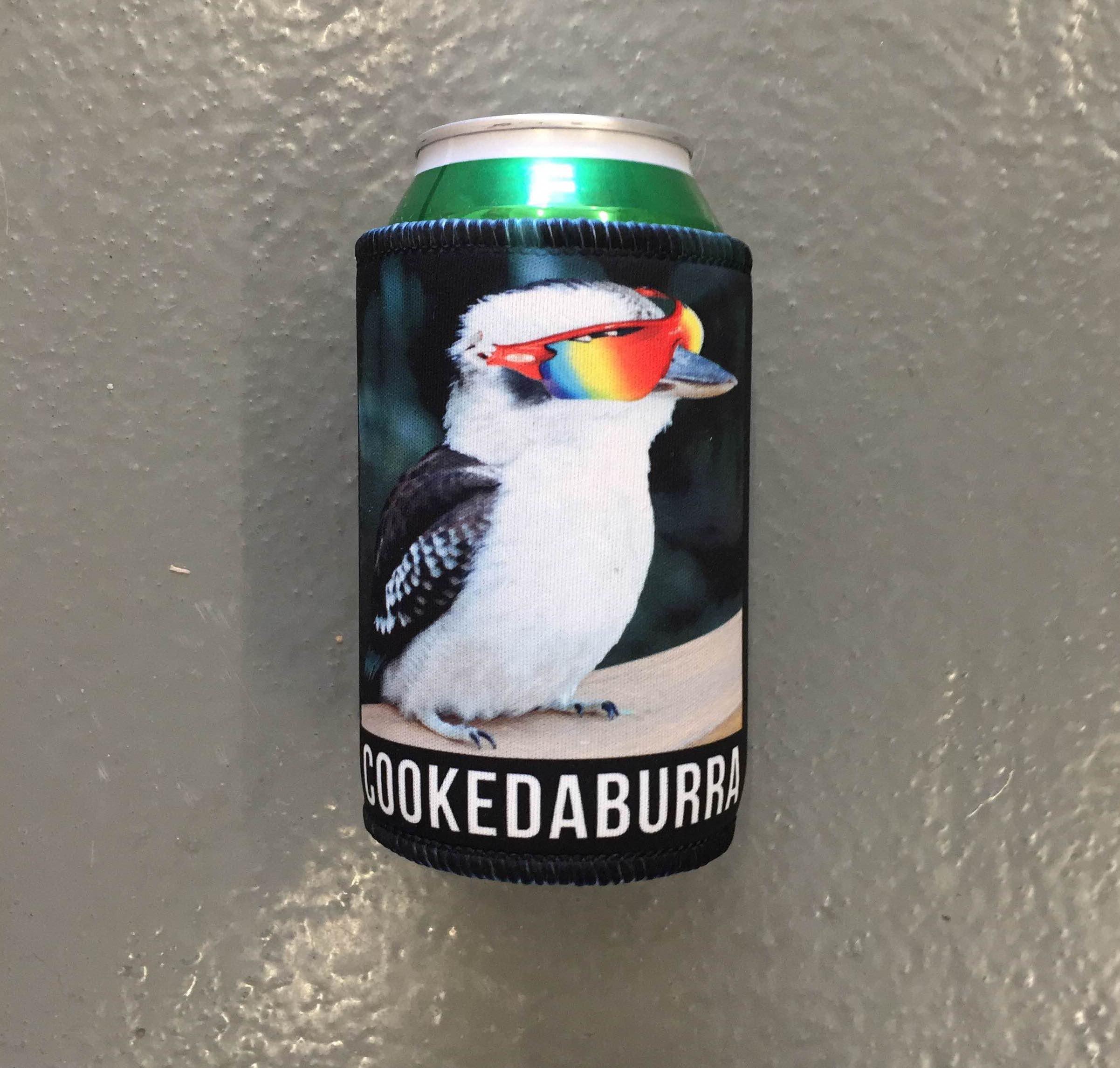 COOKEDABURRA STUBBY HOLDER