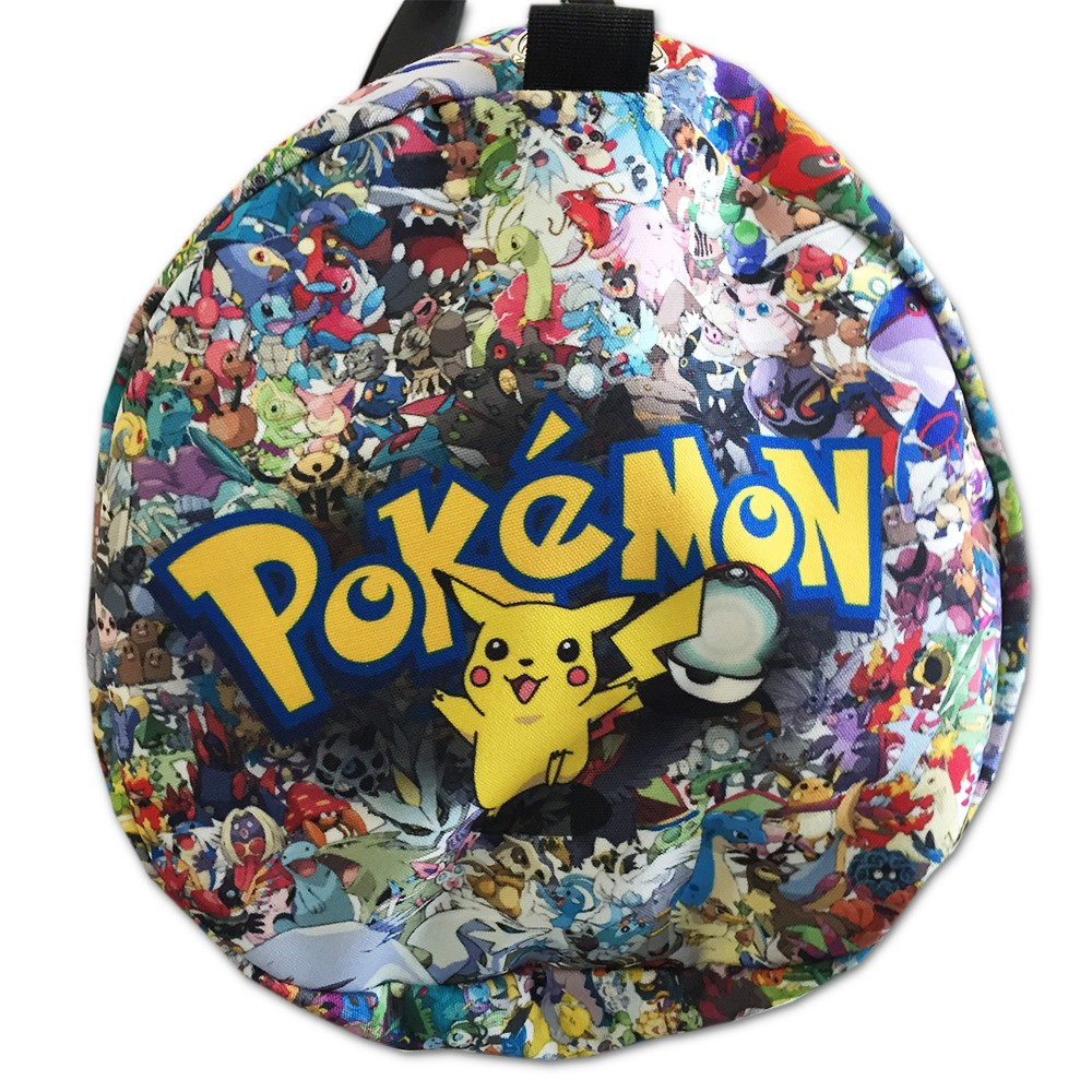POKEMON DUFFLE BAG