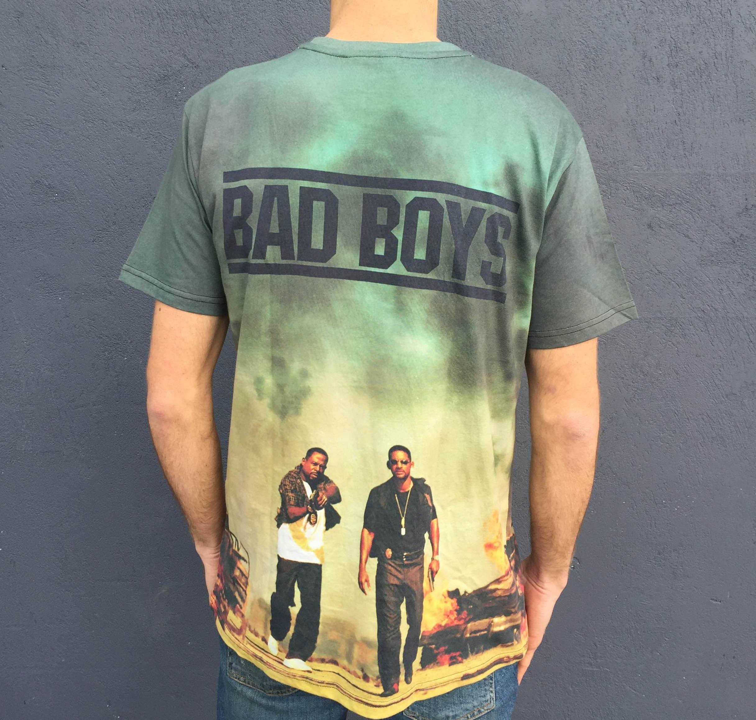 FULL PRINT BAD BOYS TEE