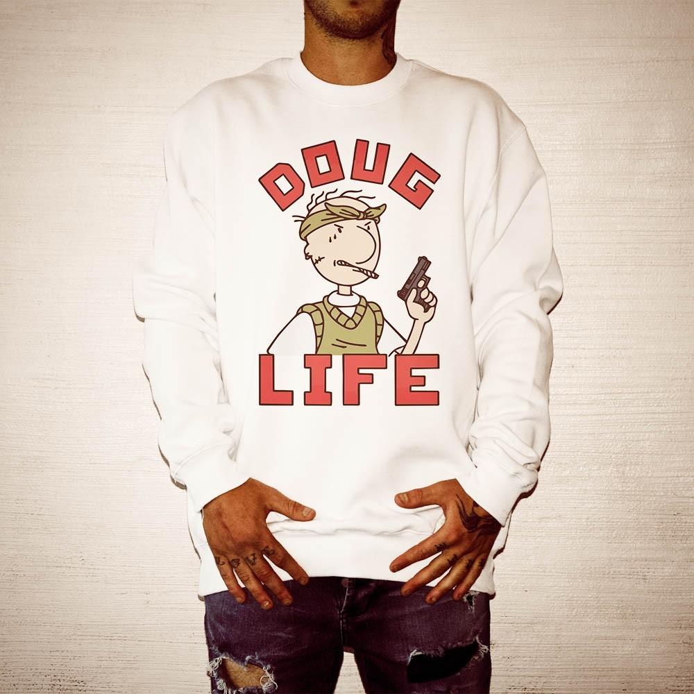 DOUG LIFE WHITE CREW