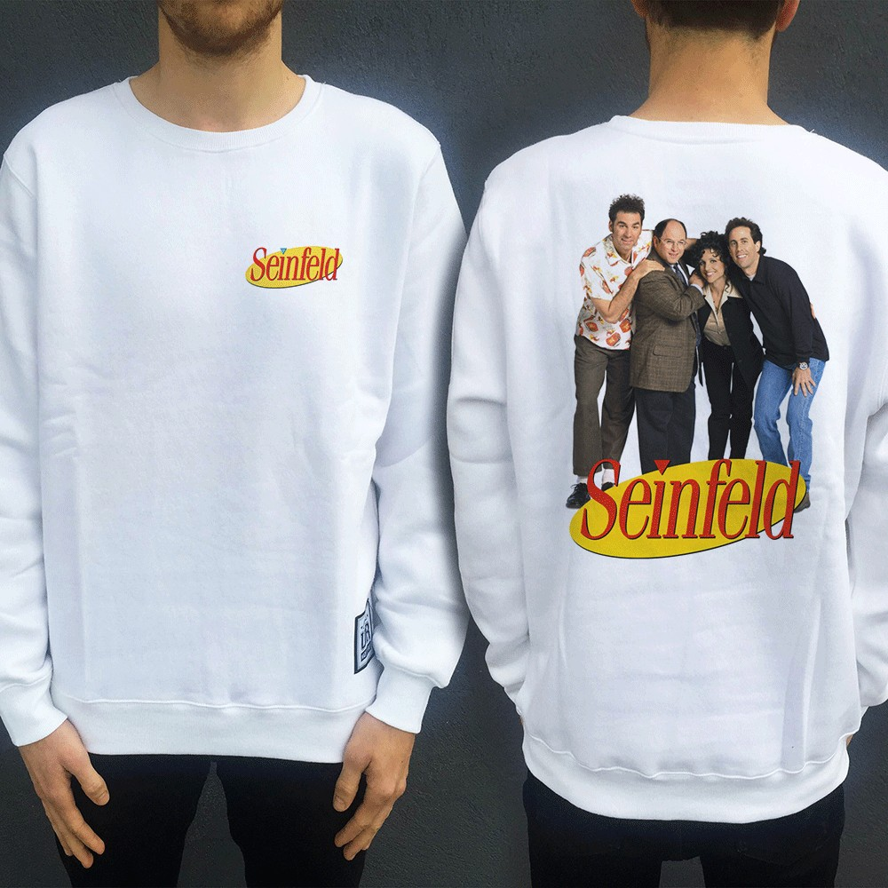 THE GANG FRONT AND BACK CREW