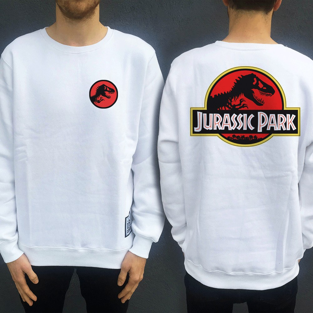 JURASSIC FRONT AND BACK CREW
