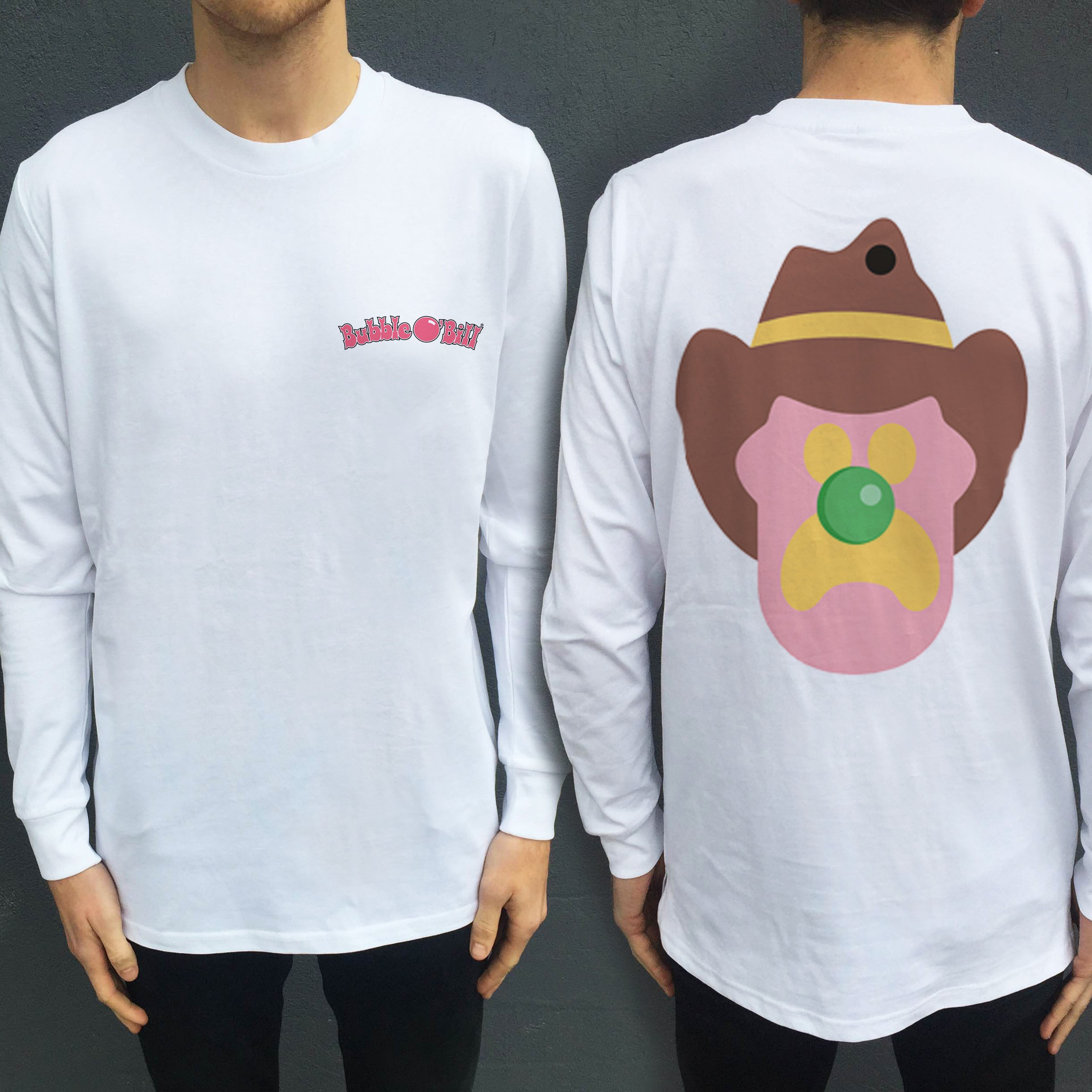 BOB LONGSLEEVE FRONT AND BACK