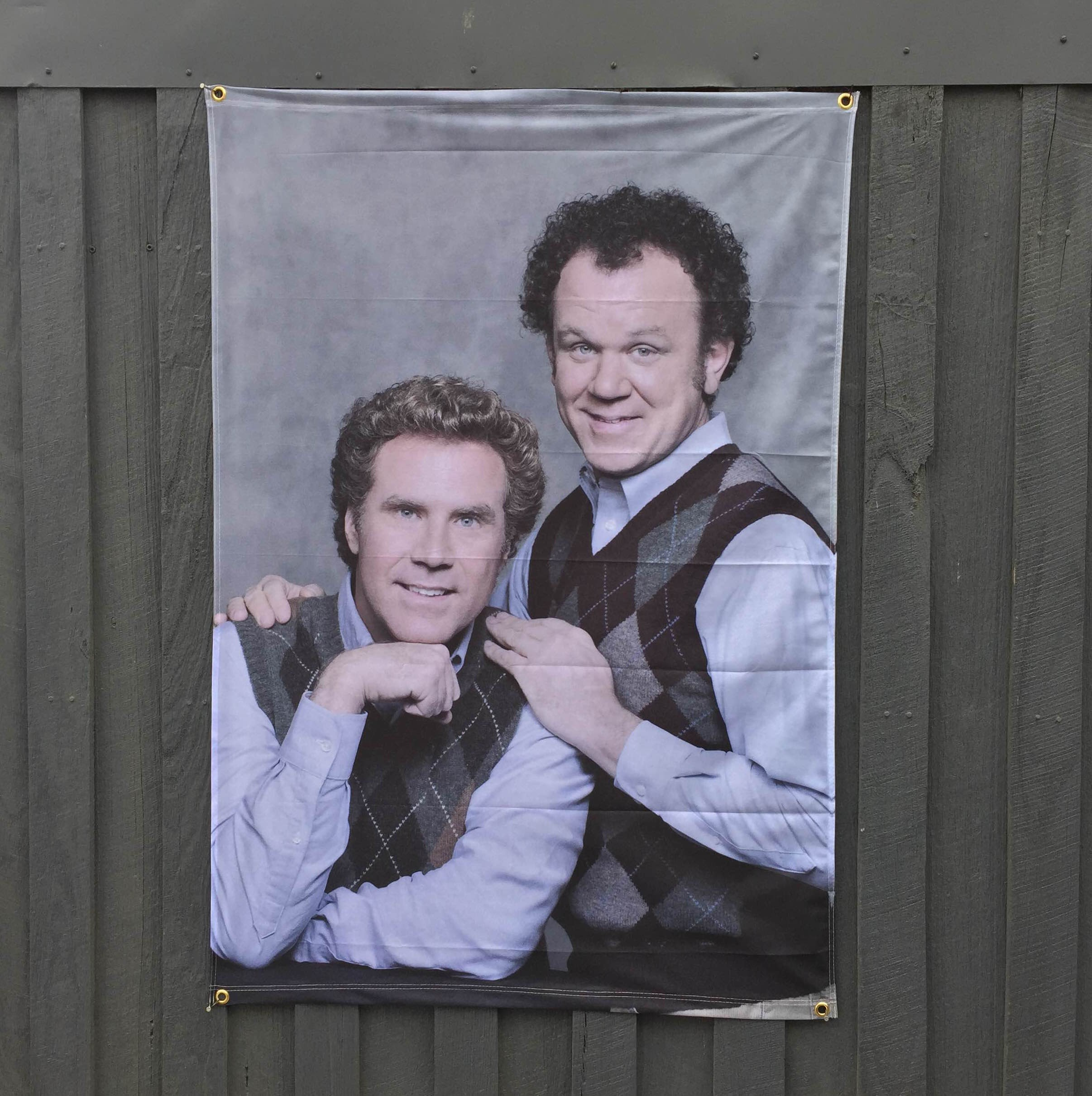 STEP BROTHERS SB WALL HANGING 900 X 1300MM
