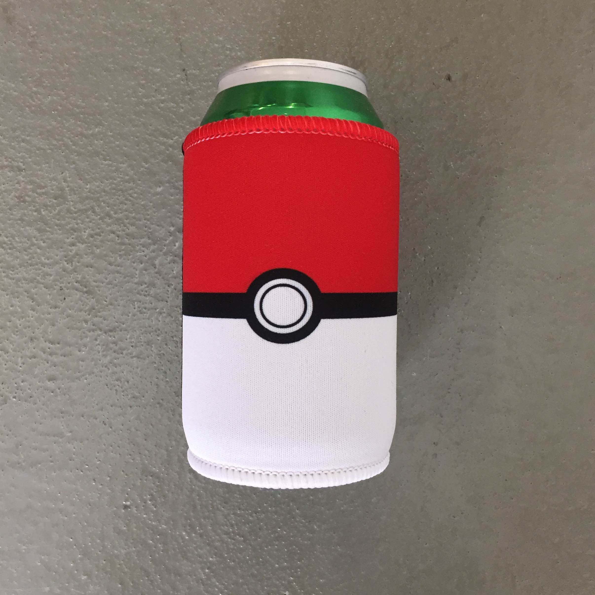 POKEBALL STUBBY HOLDER
