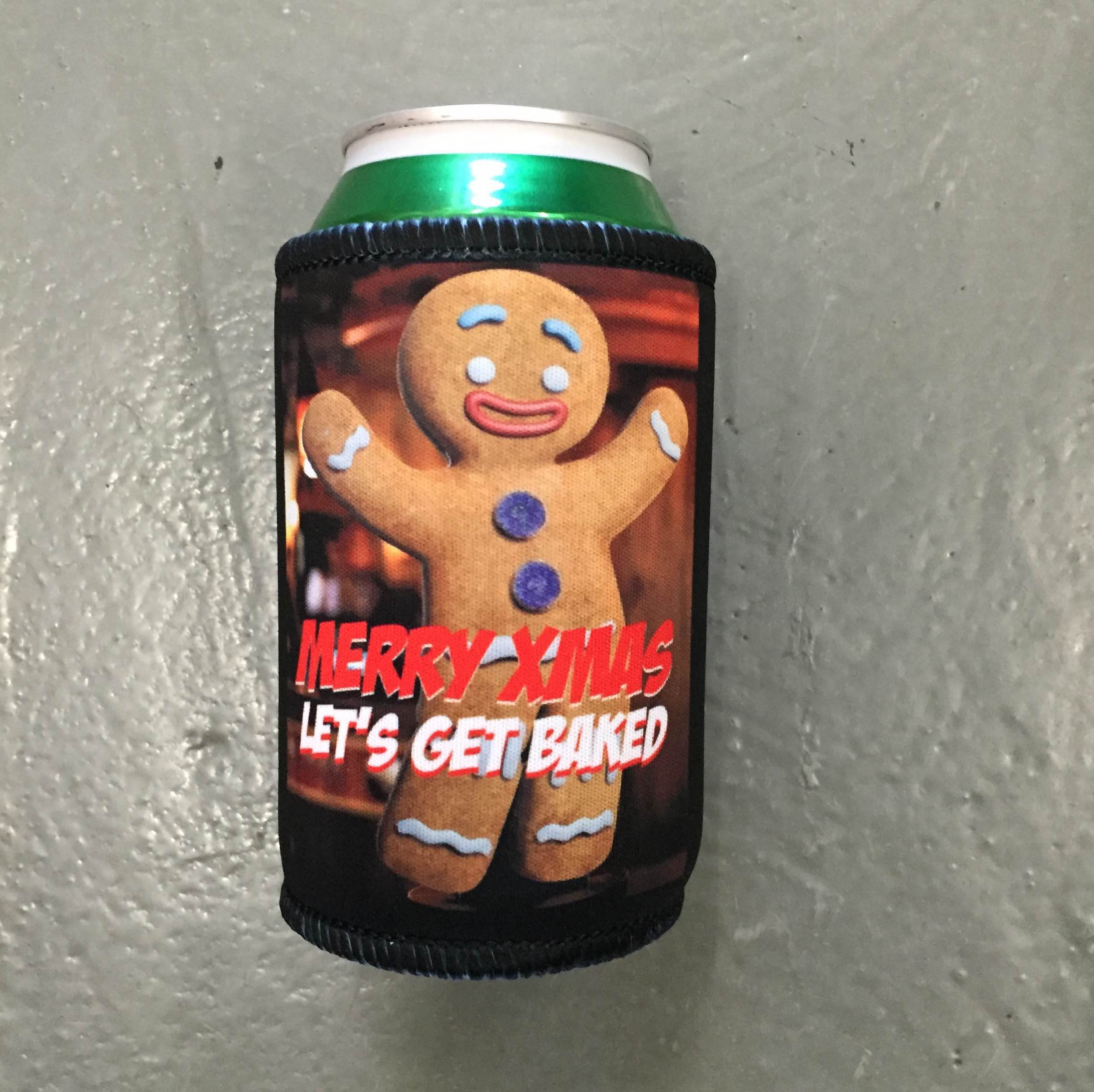 GET BAKED STUBBY HOLDER