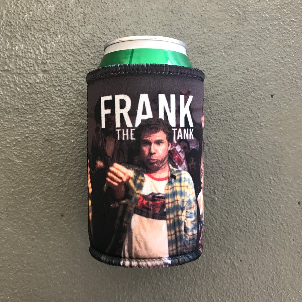 FRANK THE TANK STUBBY HOLDER
