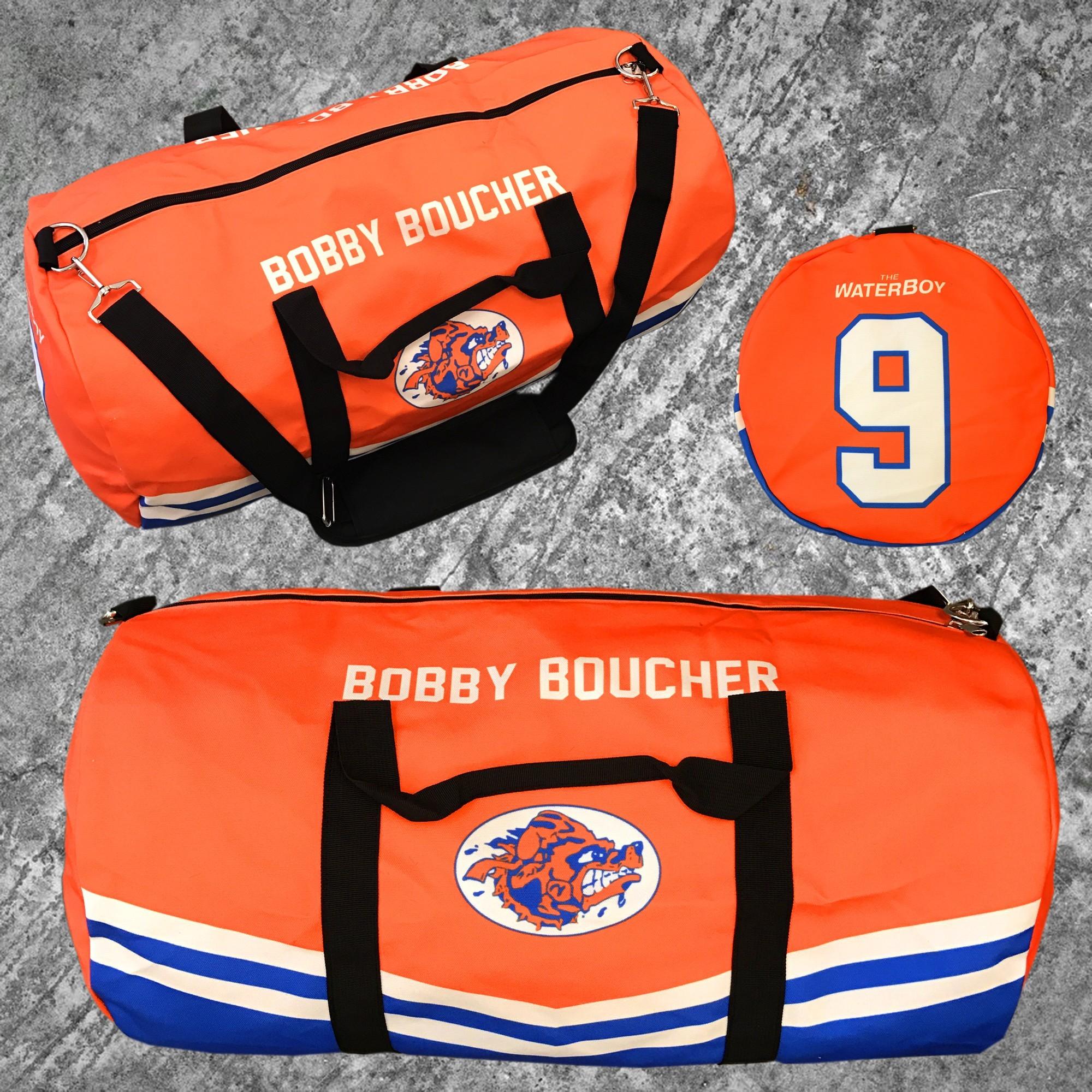BOBBY BOUCHER WATERBOY DUFFLE BAG