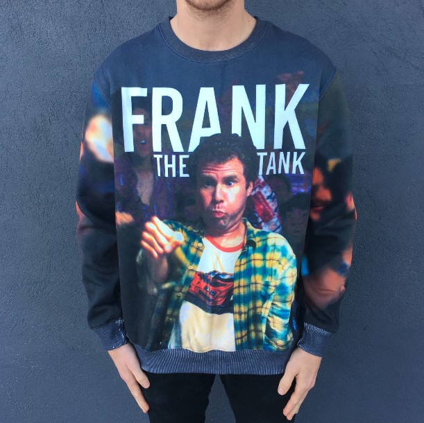 FULL PRINT FRANK THE TNK CREW
