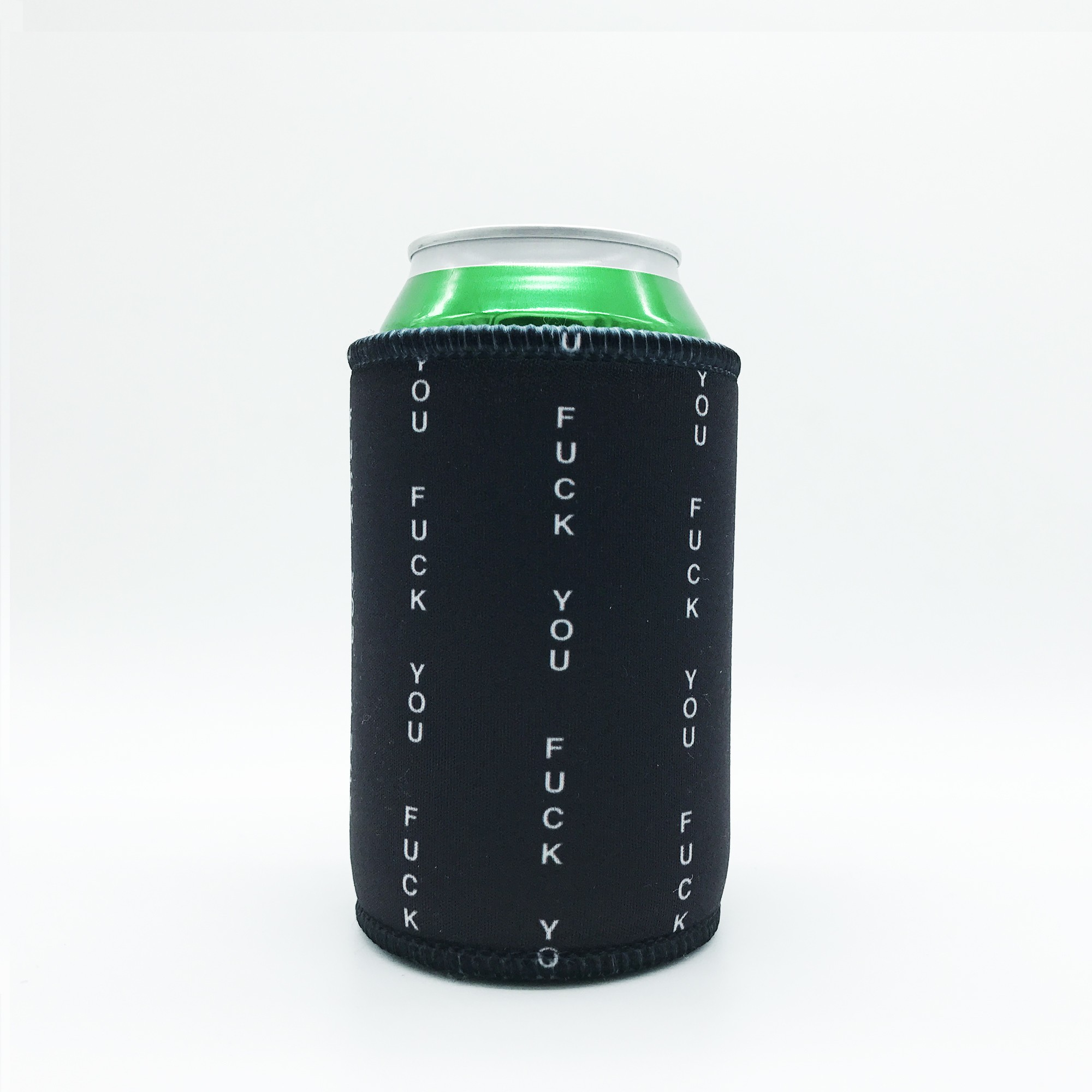 PINSTRIPE STUBBY HOLDER