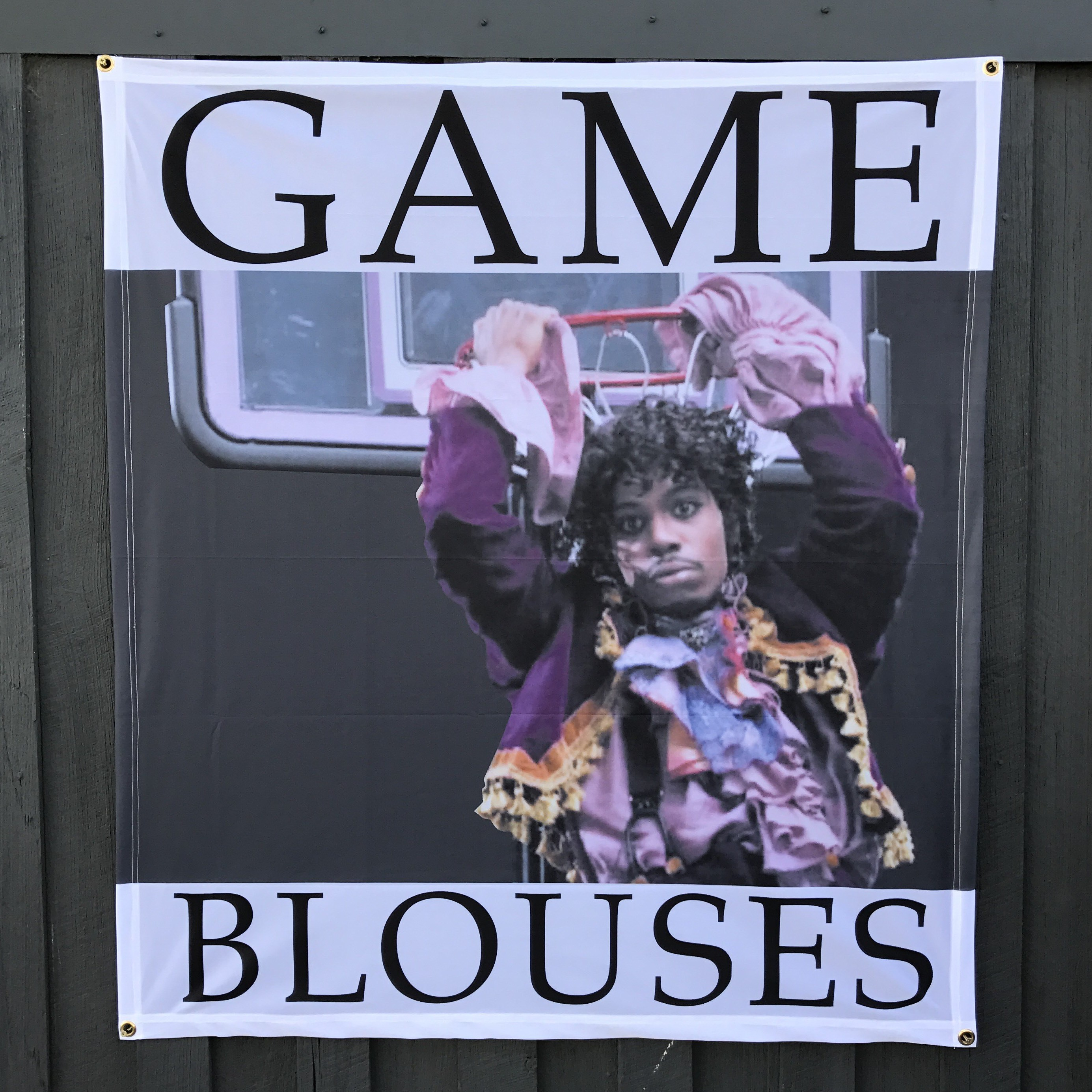 GAME BLOUSES PRINCE WALL HANGING 1060 X 1200MM