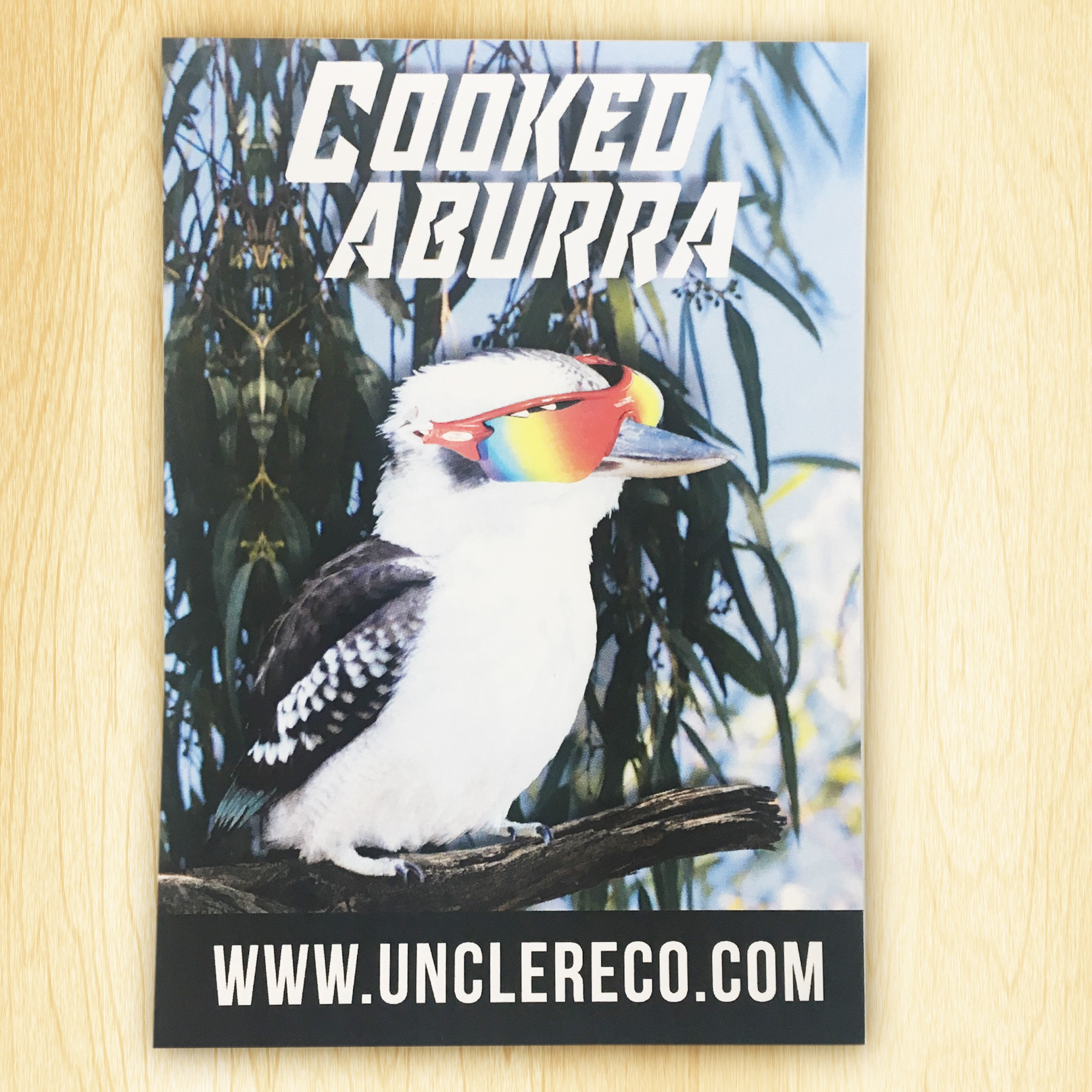 COOKEDABURRA STICKER