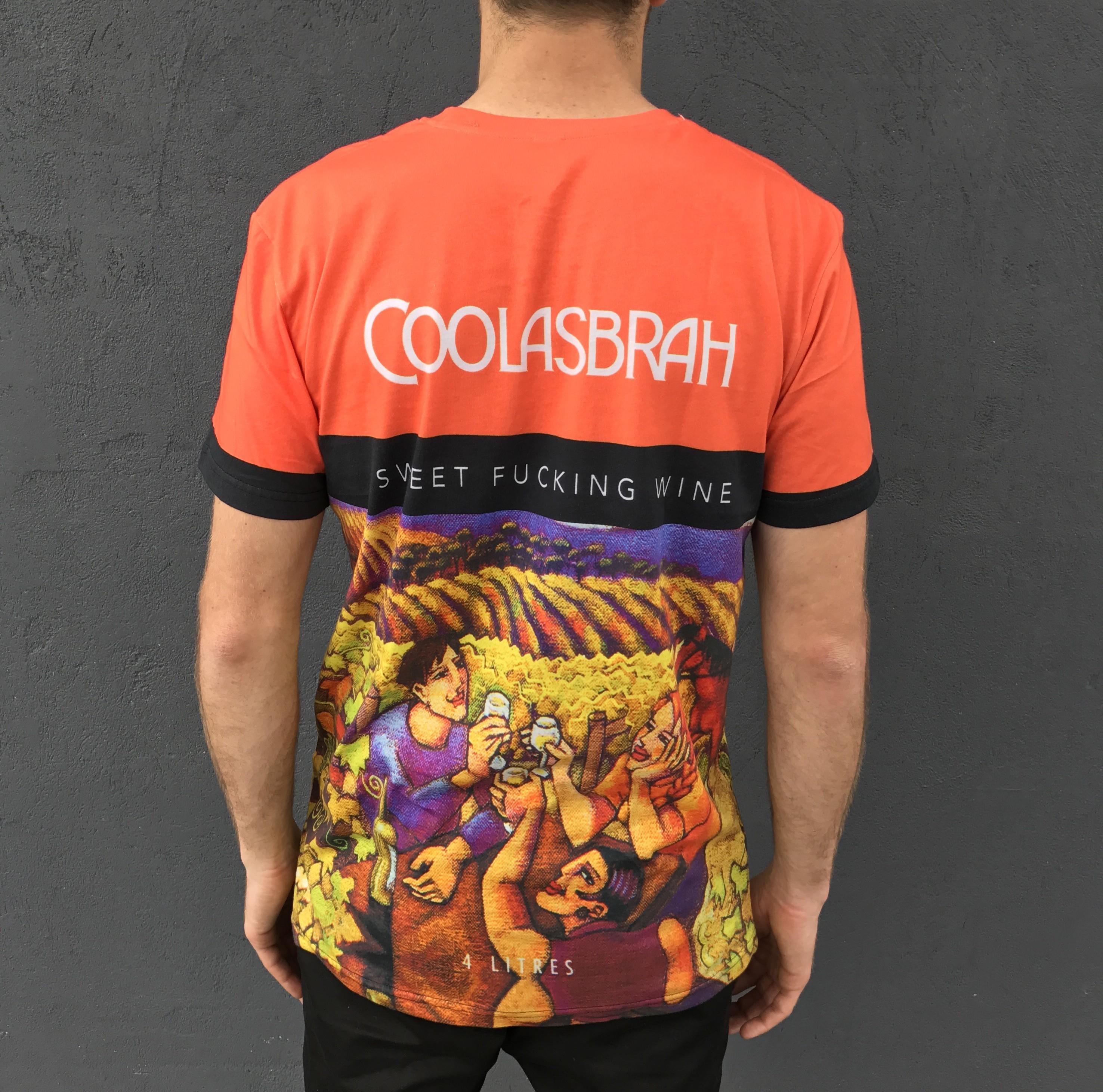 FULL PRINT COOLASBRAH TEE