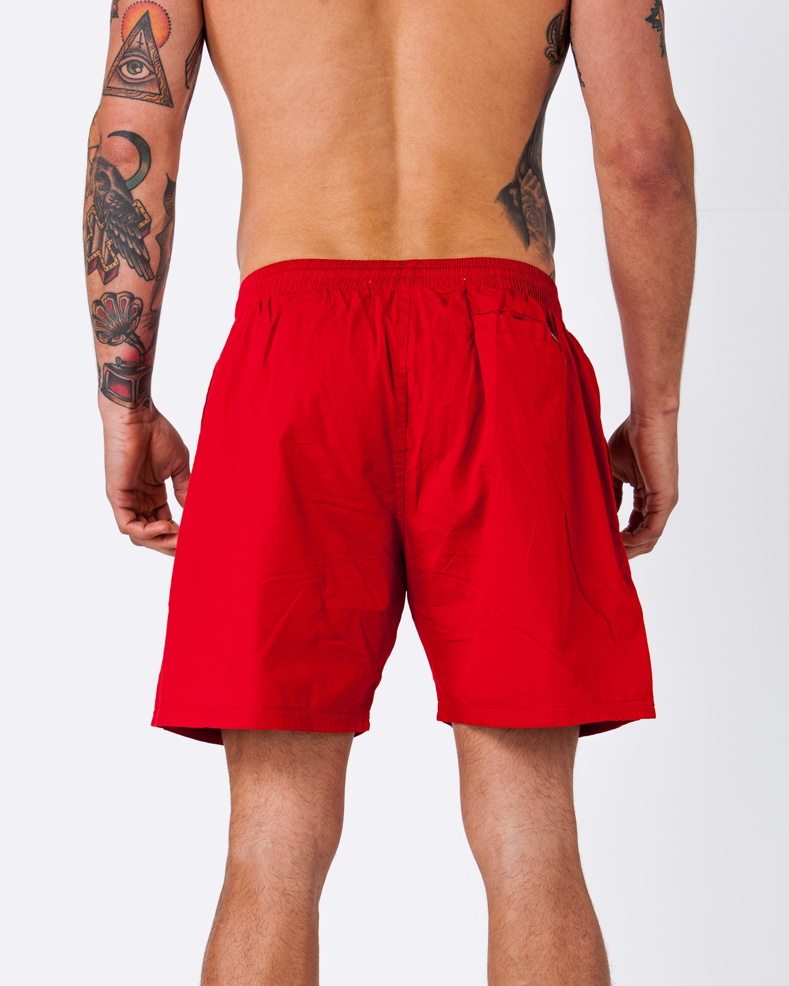 DRY ICE RED SHORTS