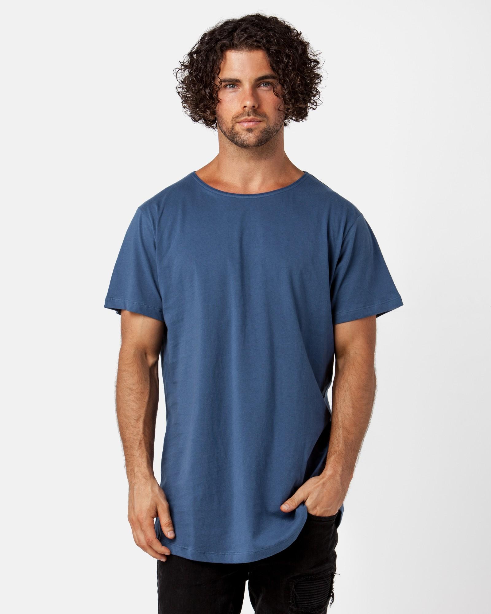CLASSIC BLUE TEE
