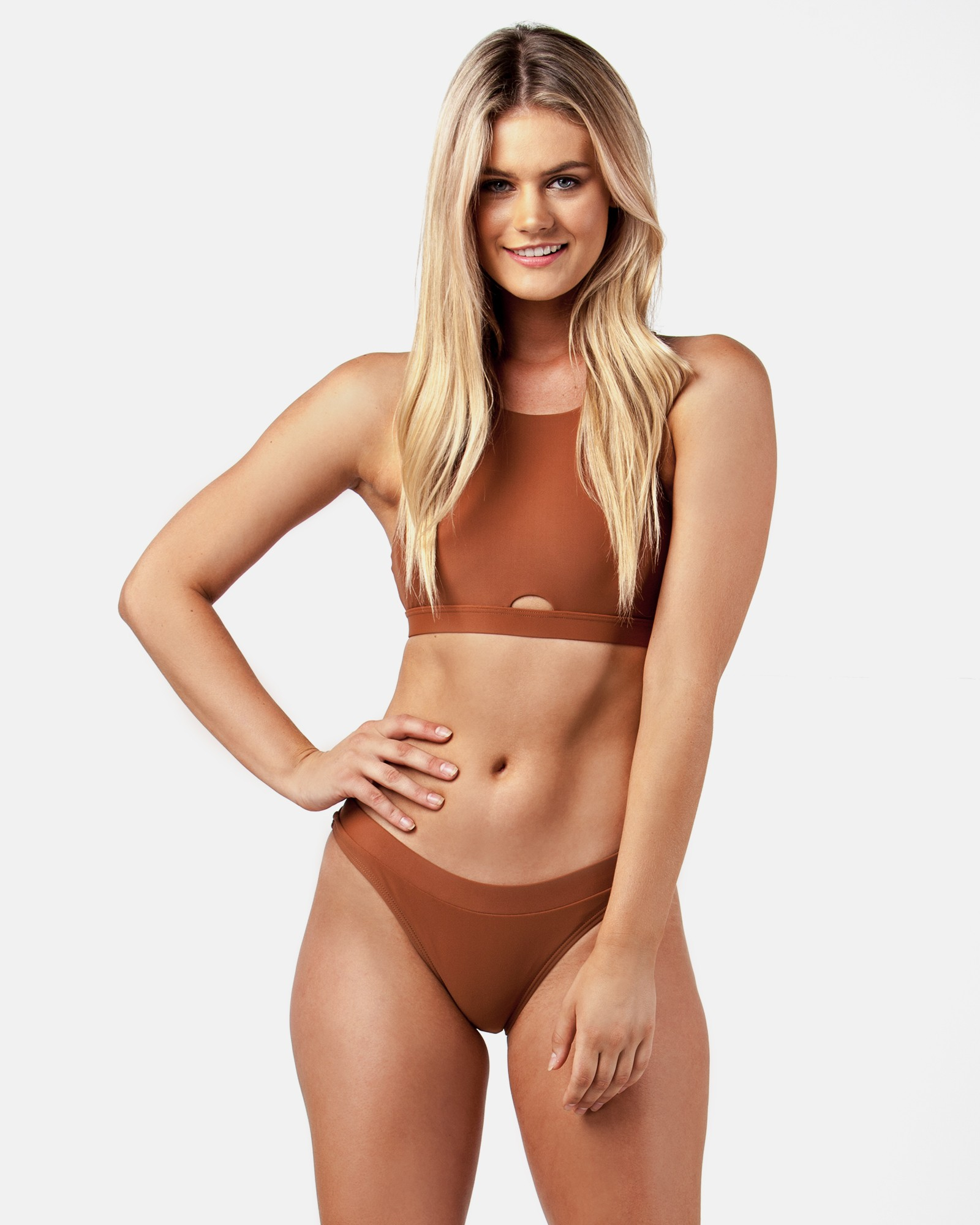 MARY KATE BRONZE BOTTOMS