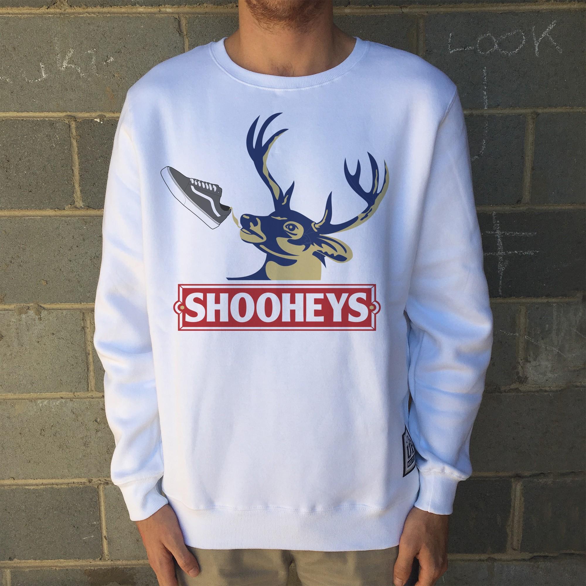 SHOOHEYS WHITE CREW