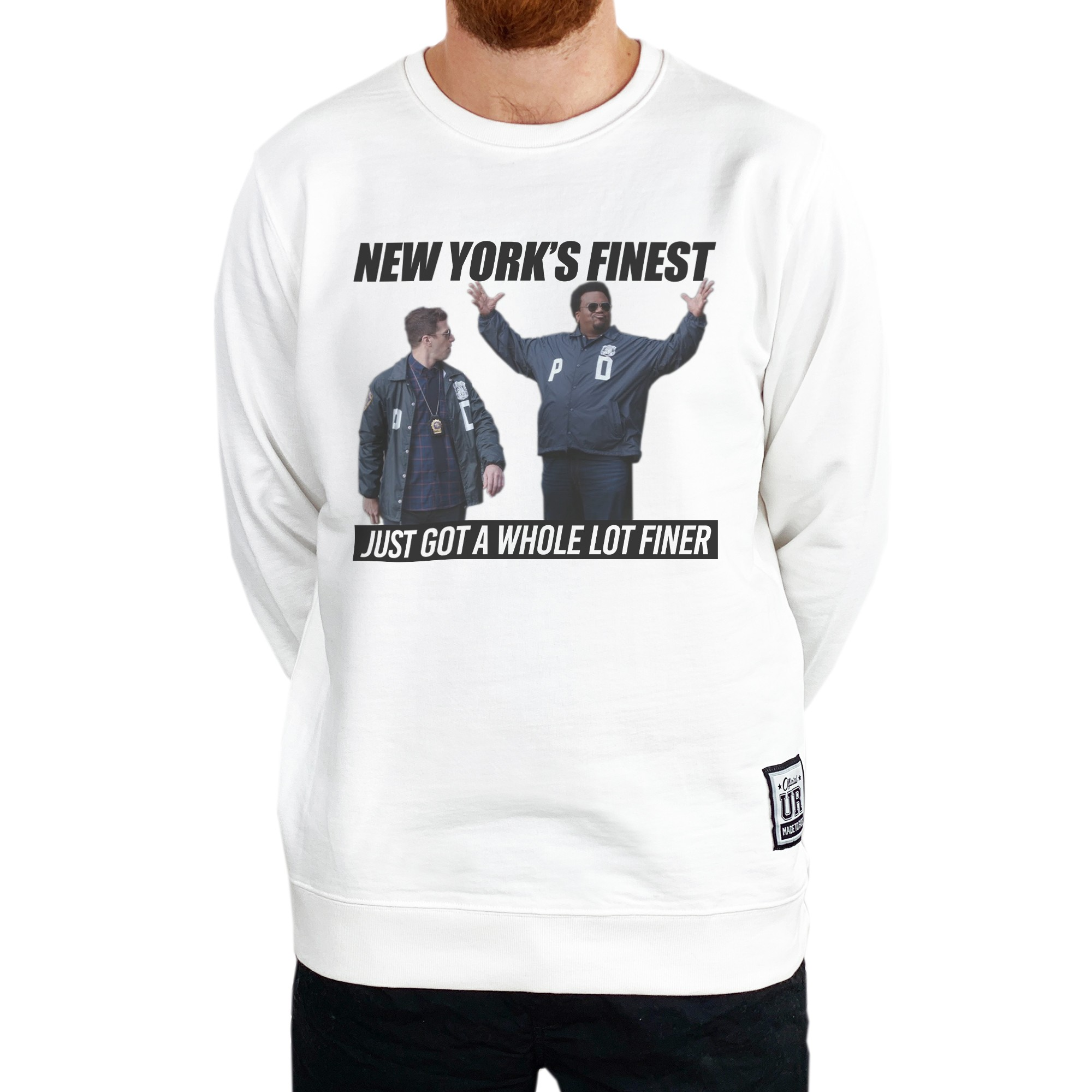 NEW YORKS FINEST WHITE CREW