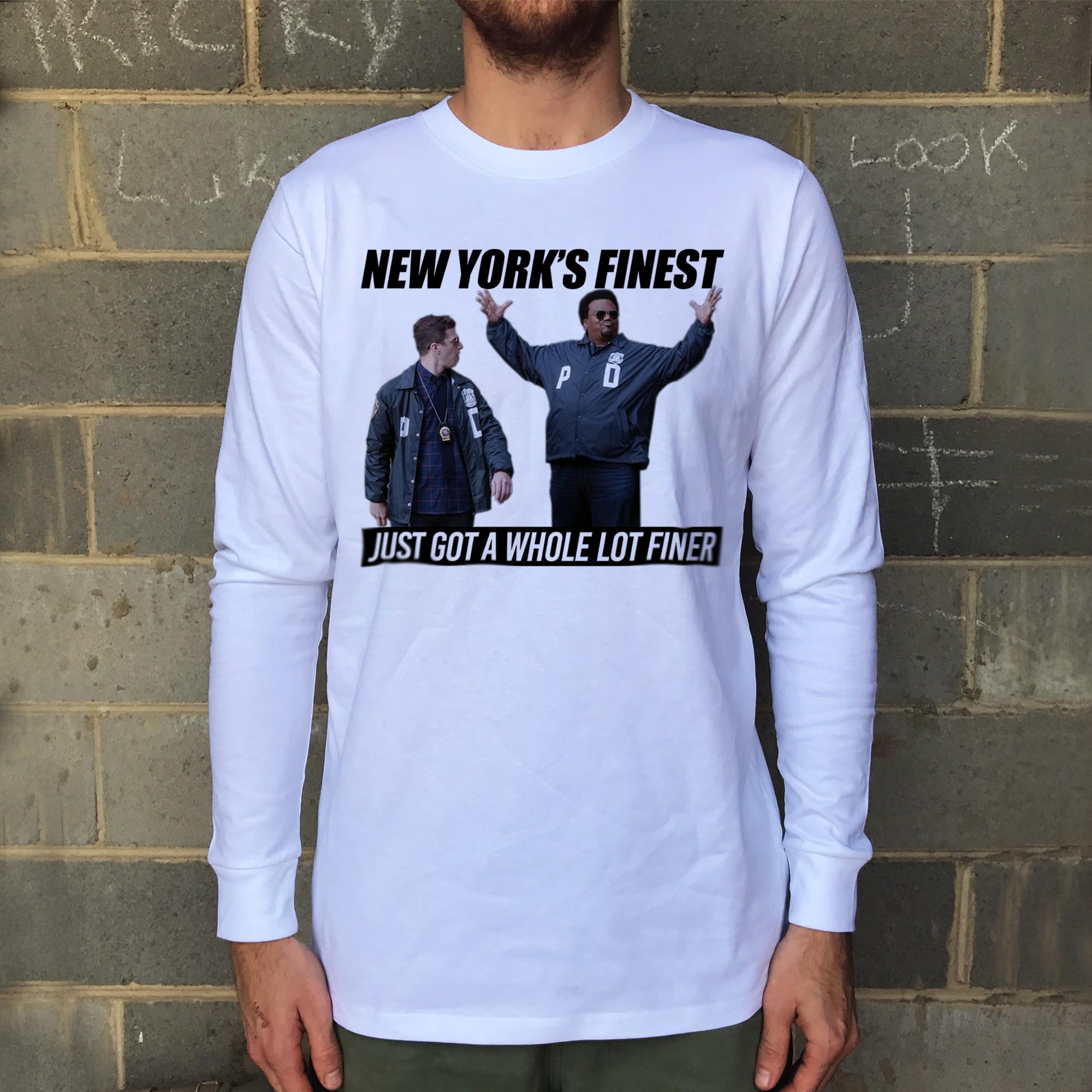 NEW YORKS FINEST LONGSLEEVE
