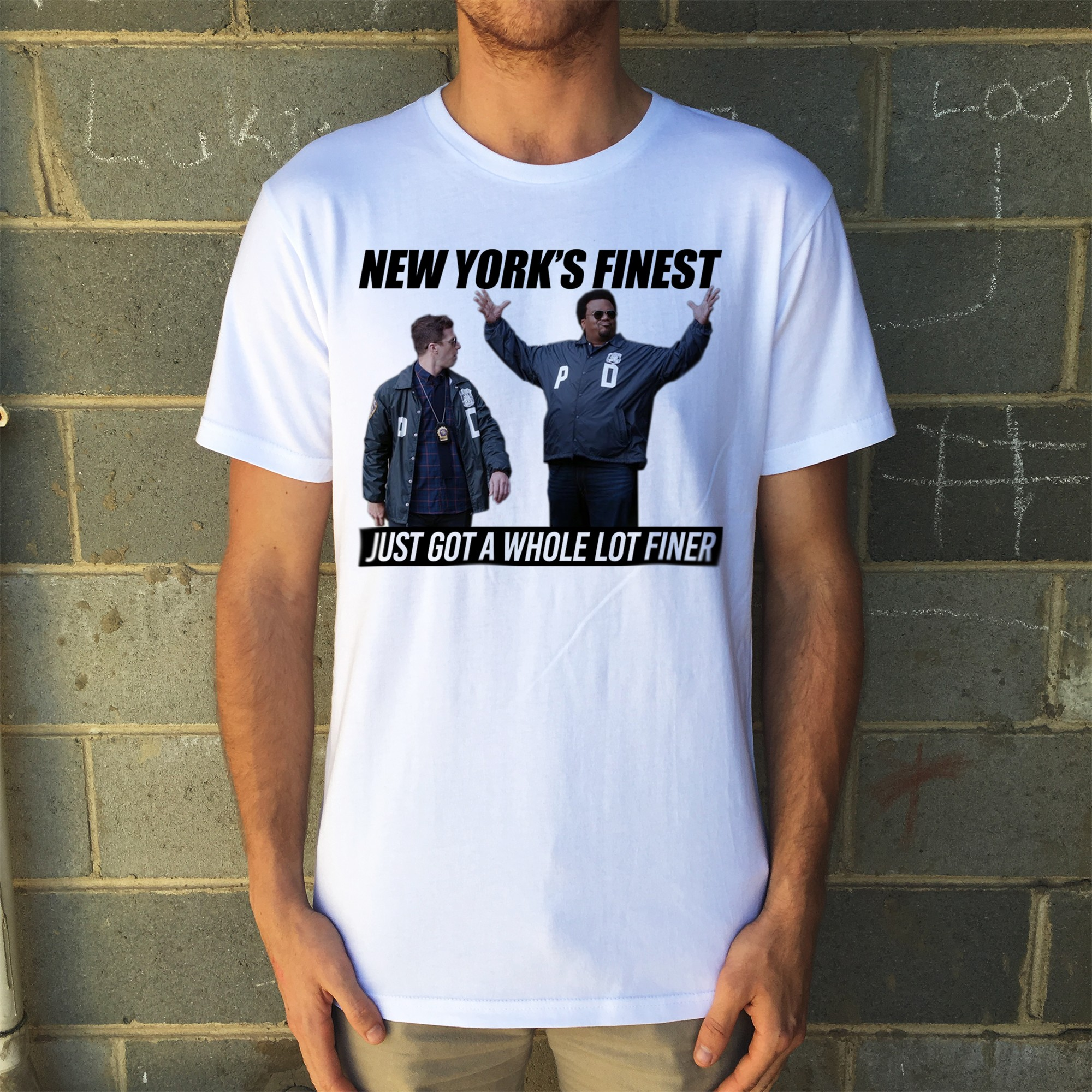 NEW YORKS FINEST TEE