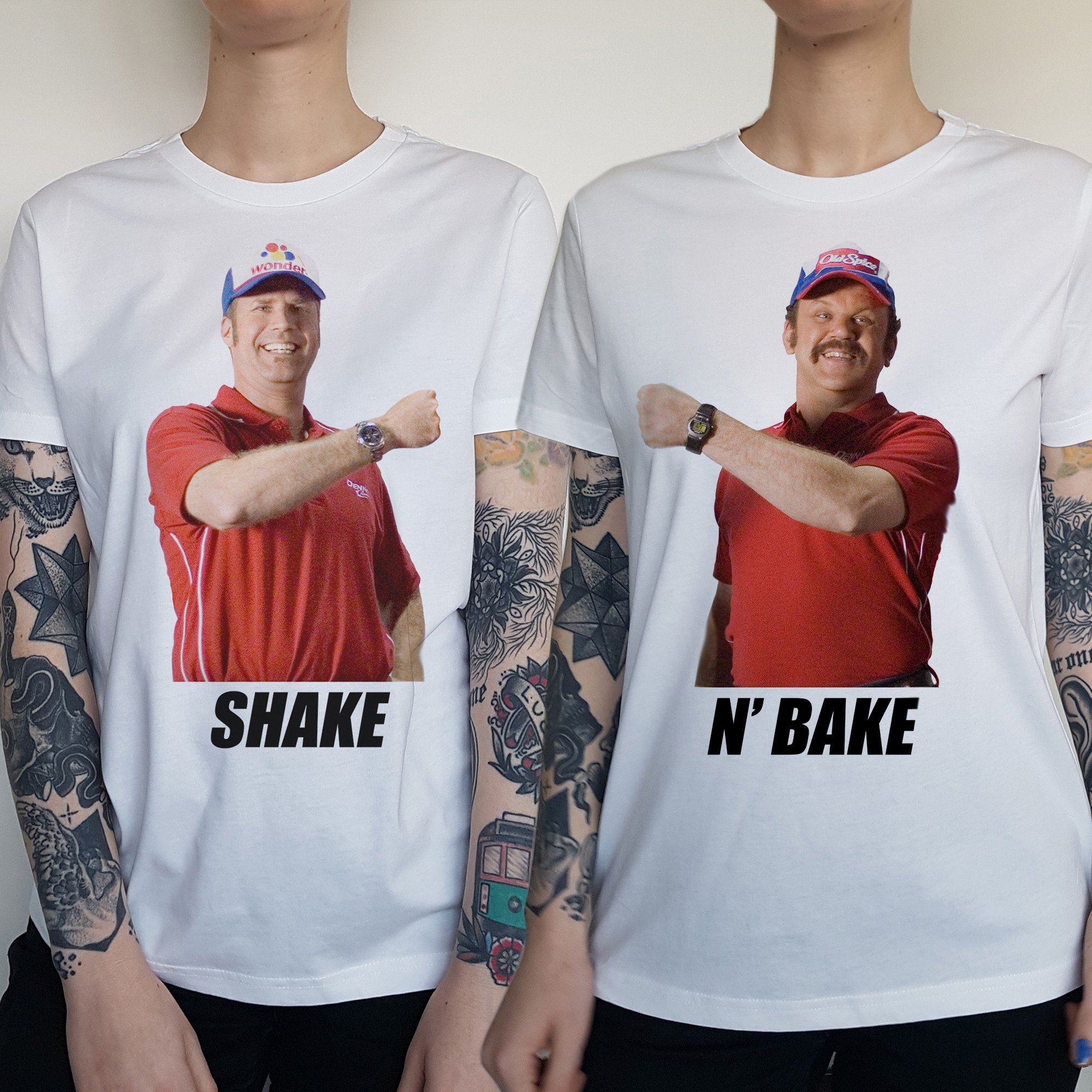 WOMENS BAKE TEE TN