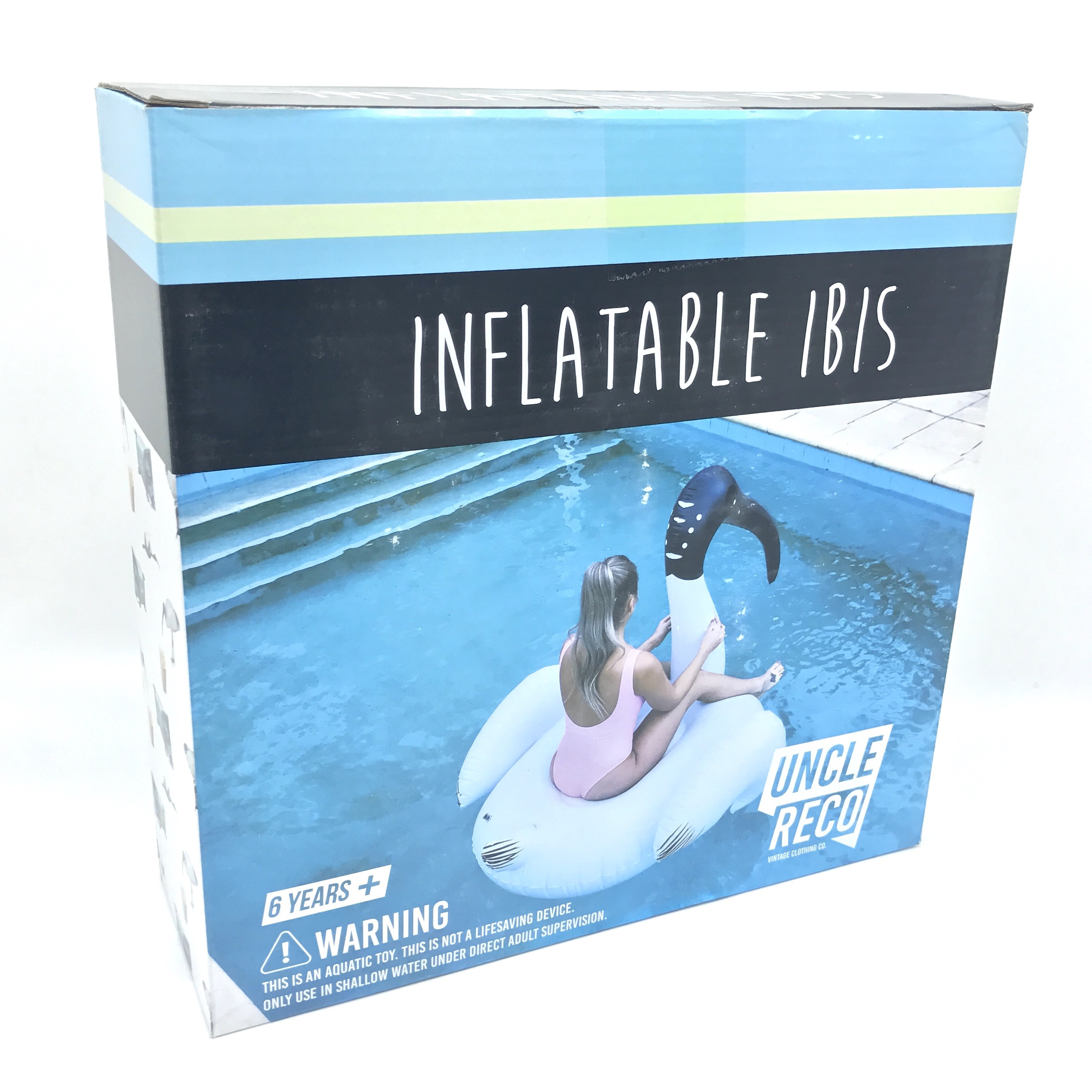 HUGE INFLATABLE IBIS