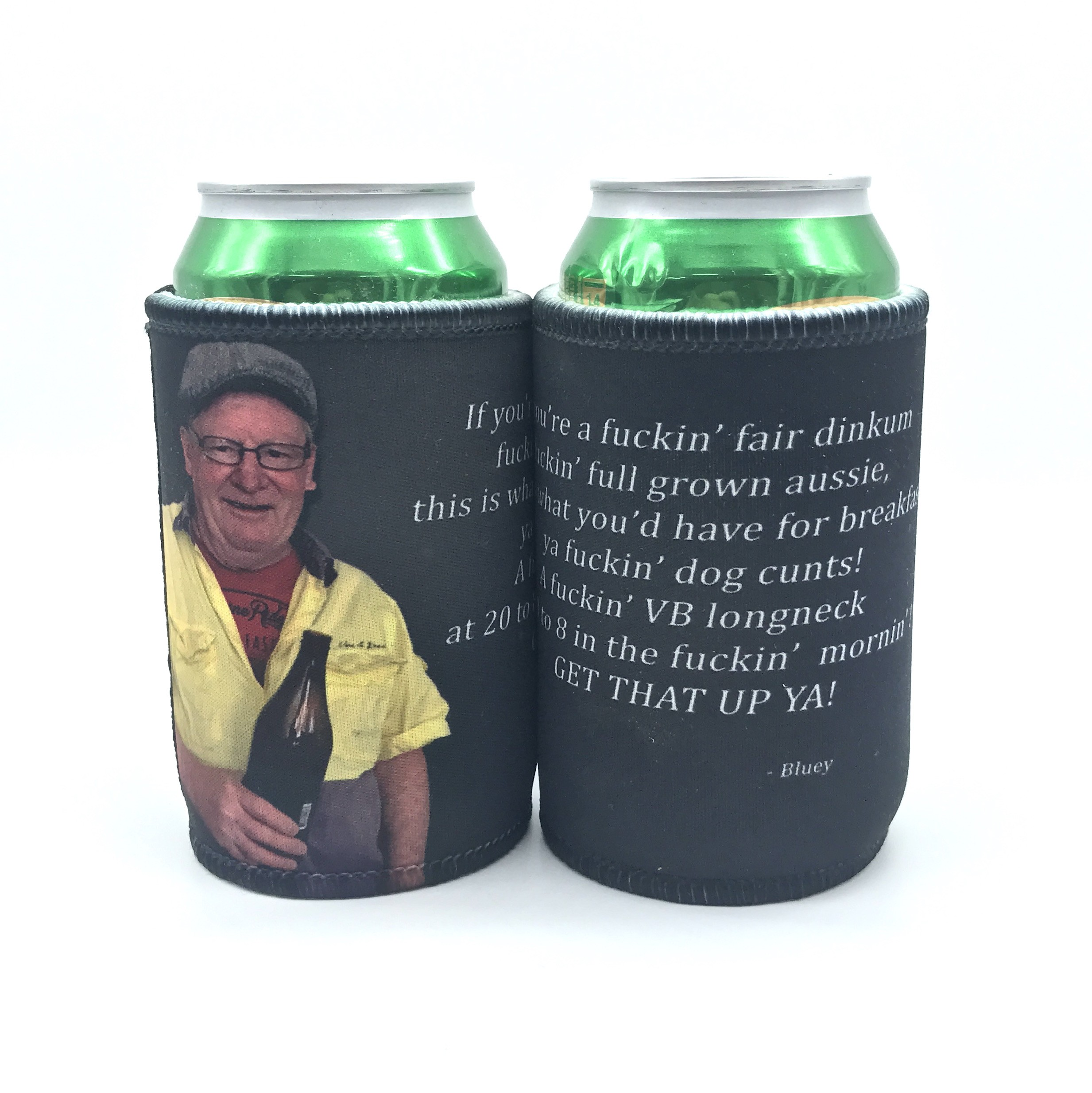 LONGNECK LEGEND STUBBY HOLDER