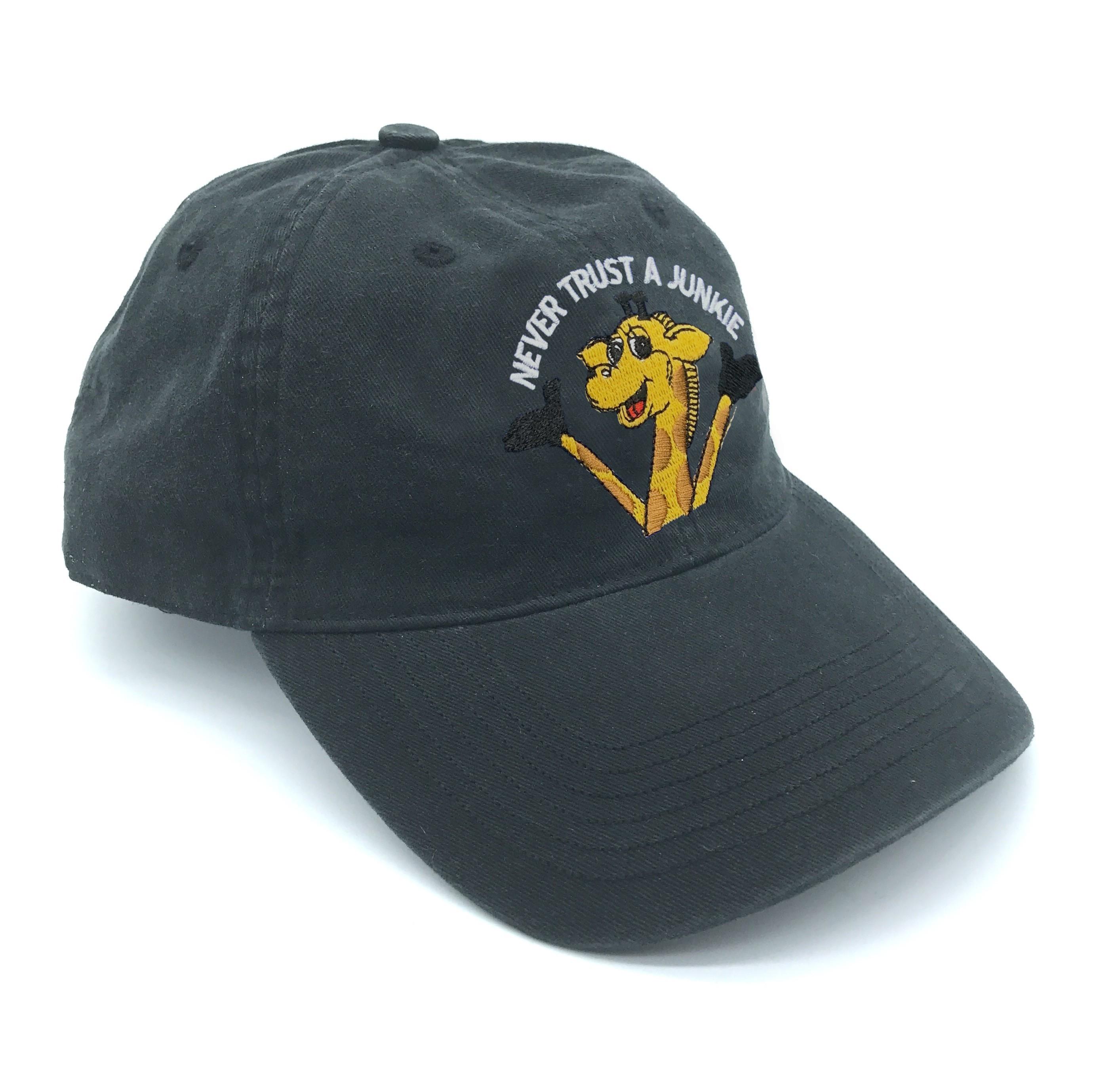 Junkie Faded Black Dad Hat  6e11fe58d9e6