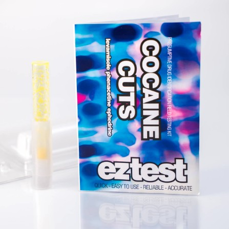 COCAINE CUTS TESTING KIT