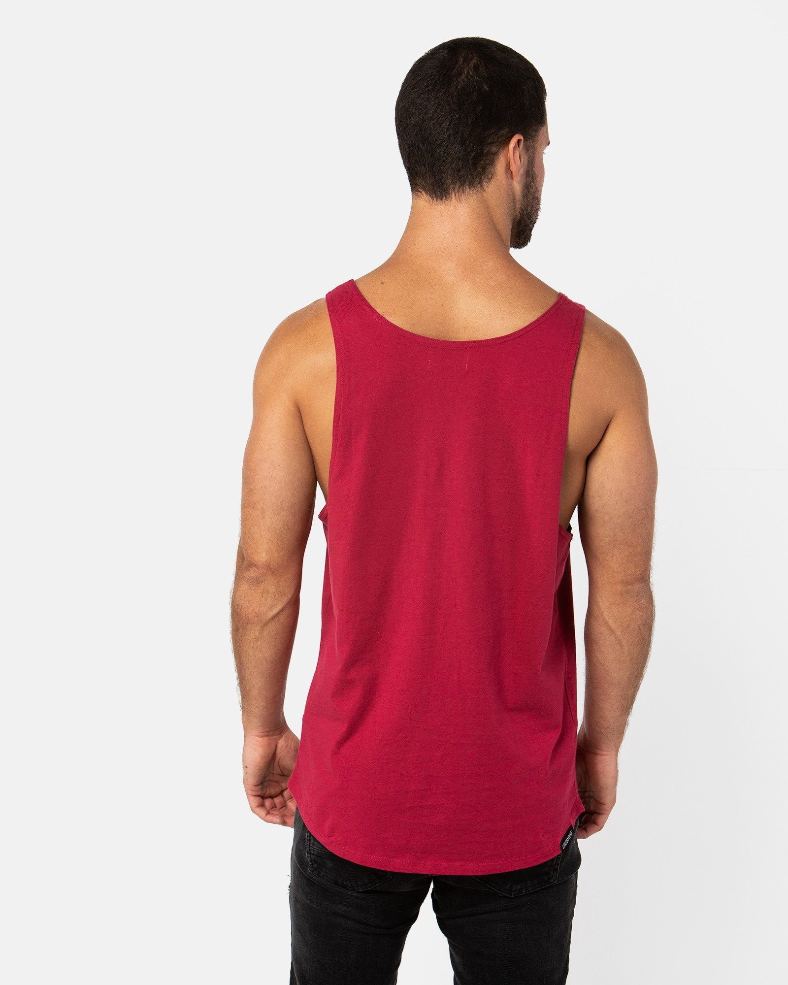 CLASSIC RED SINGLET