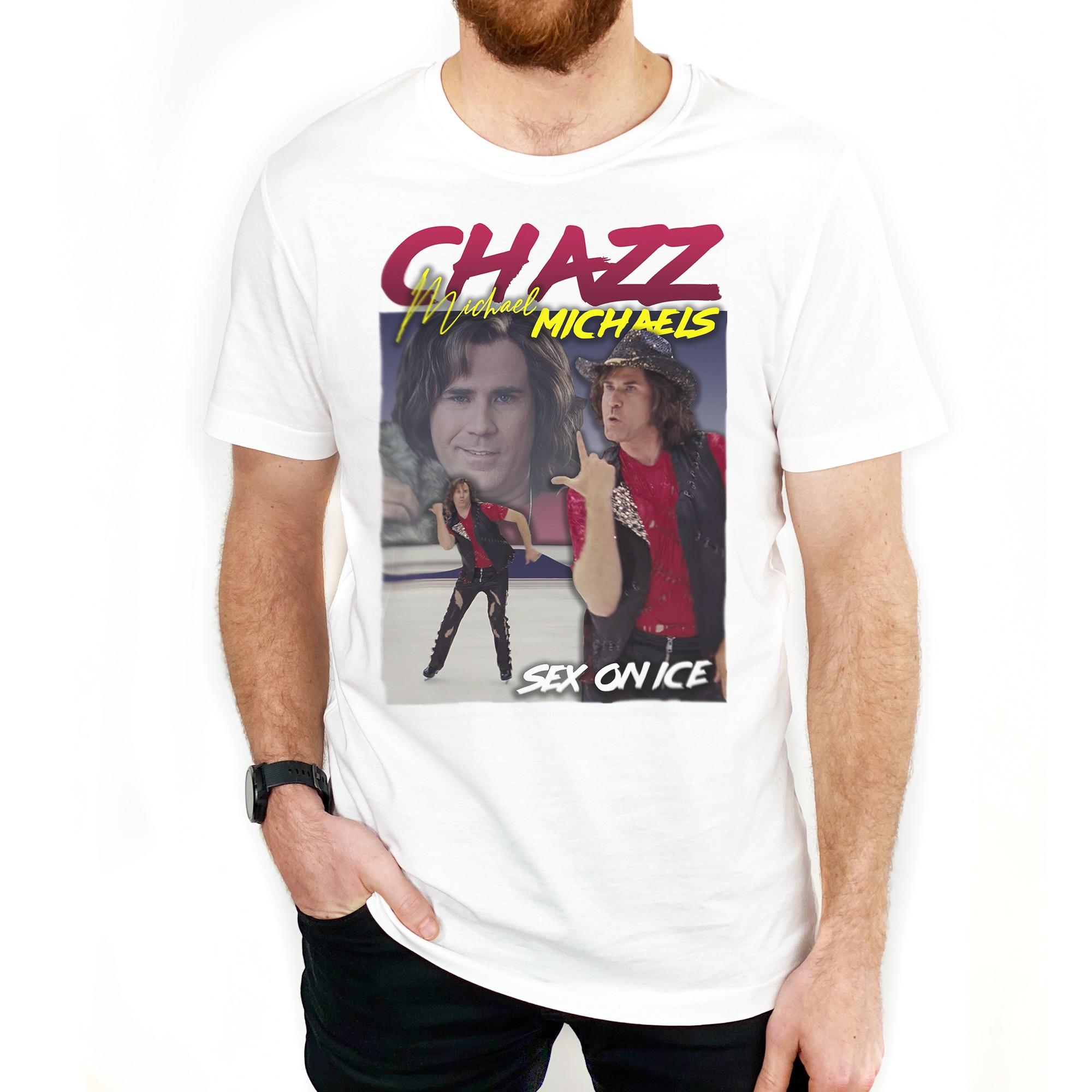 CHAZZ VINTAGE WHITE TEE
