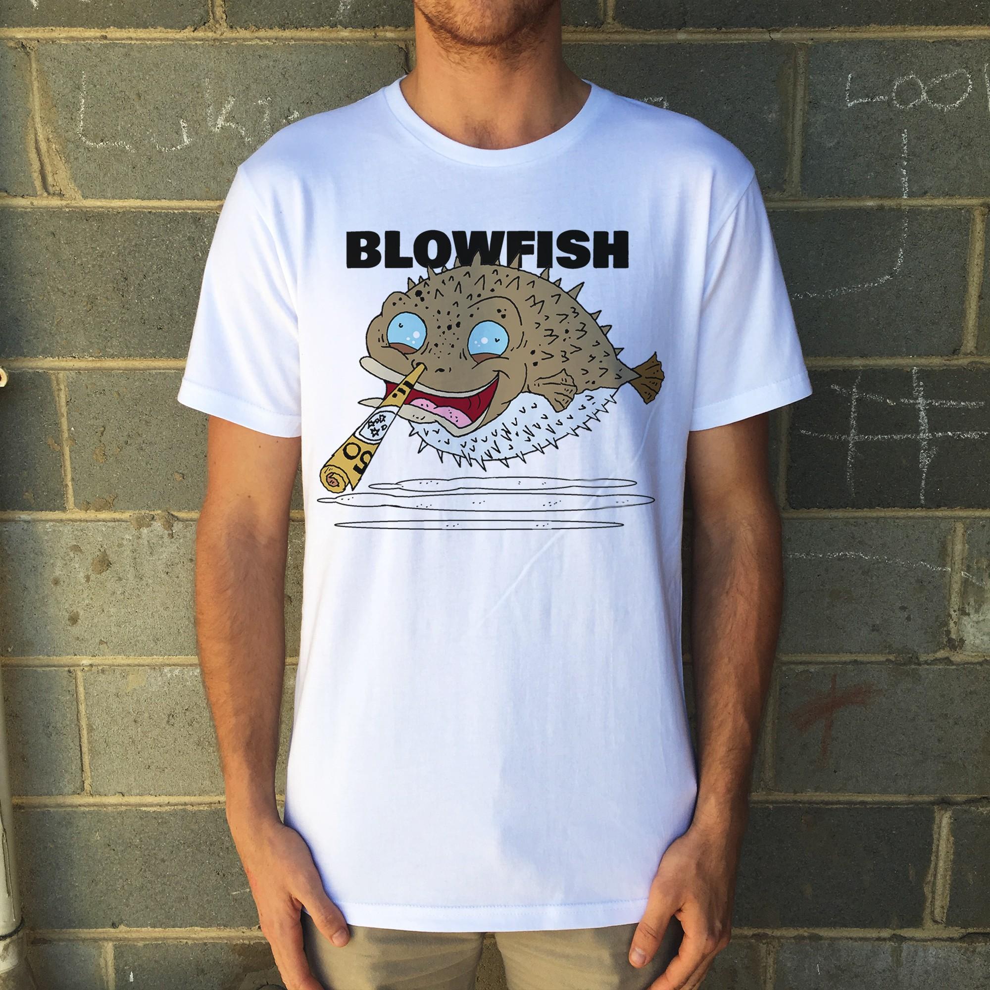 BLOWFISH WHITE TEE