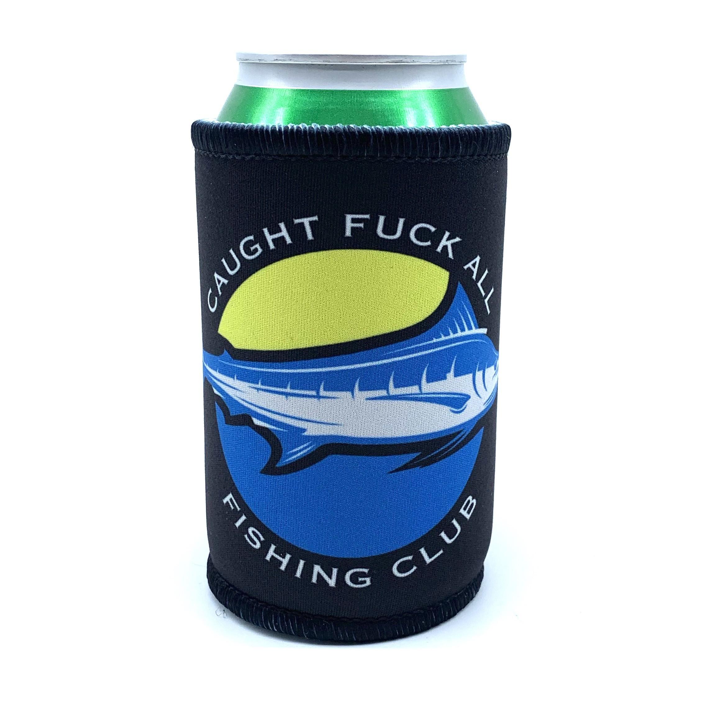 FISHING CLUB STUBBY HOLDER