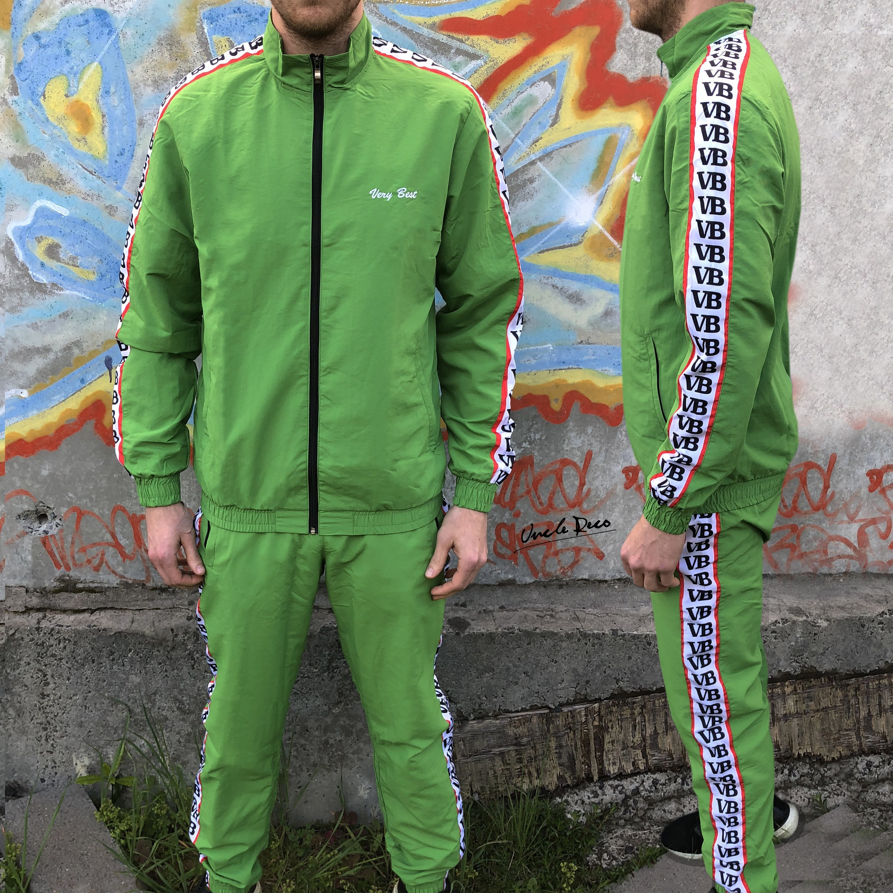 THE VERY BEST TRACKSUIT COMBO