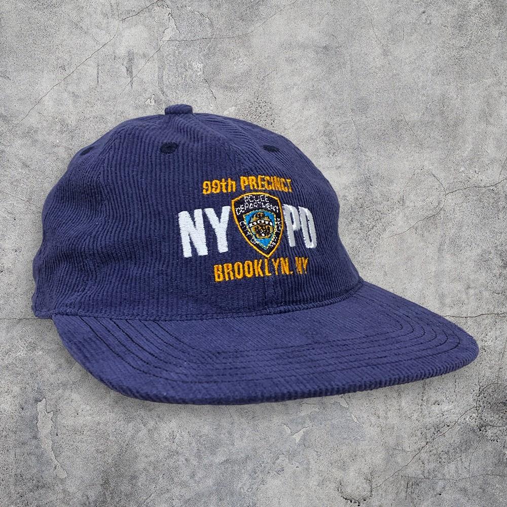 99TH PRECINCT NAVY CORDUROY DAD HAT