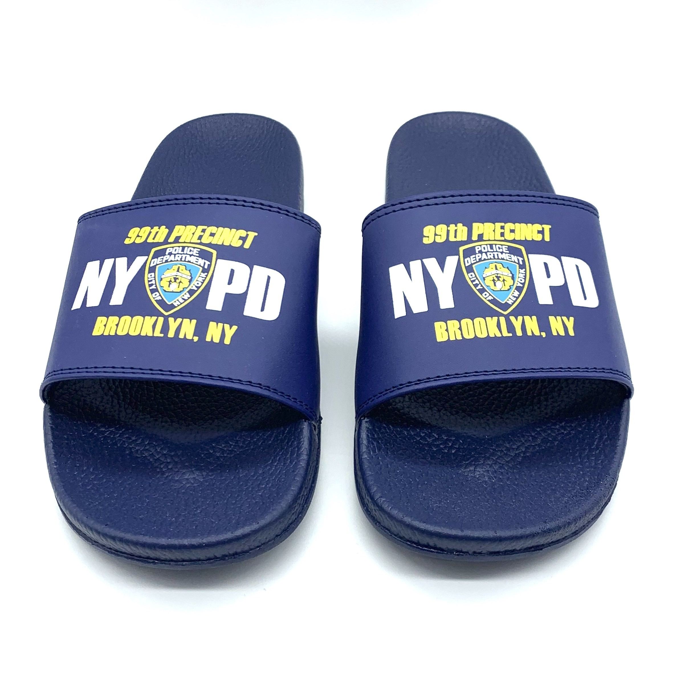 99TH PRECINCT SLIDES