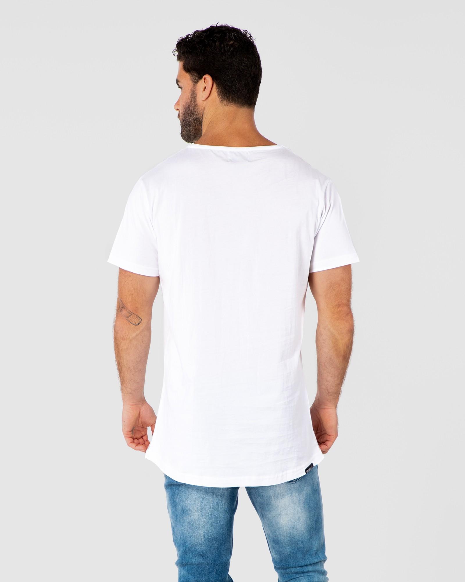 DESERTER WHITE TEE