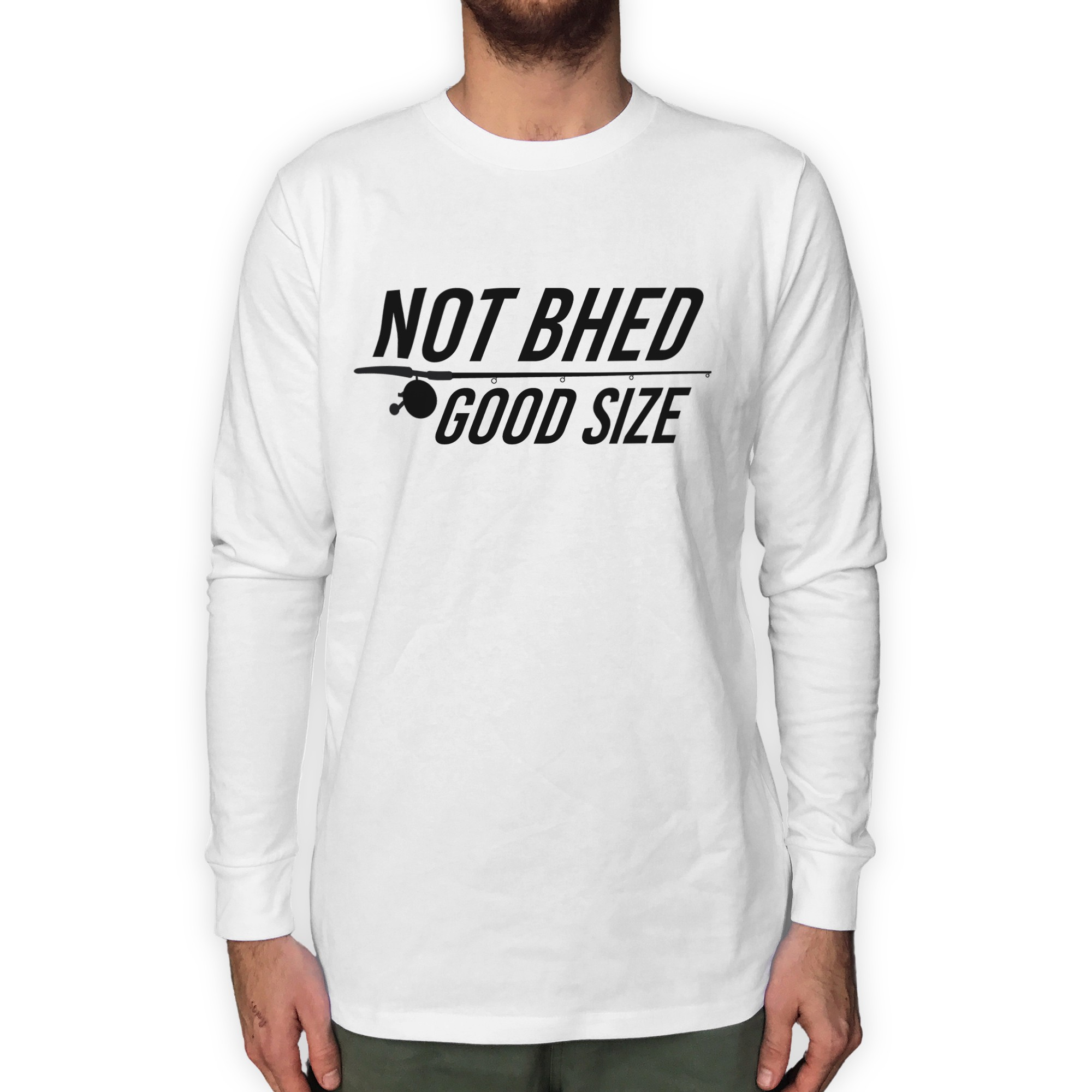 NOT BHED LONGSLEEVE