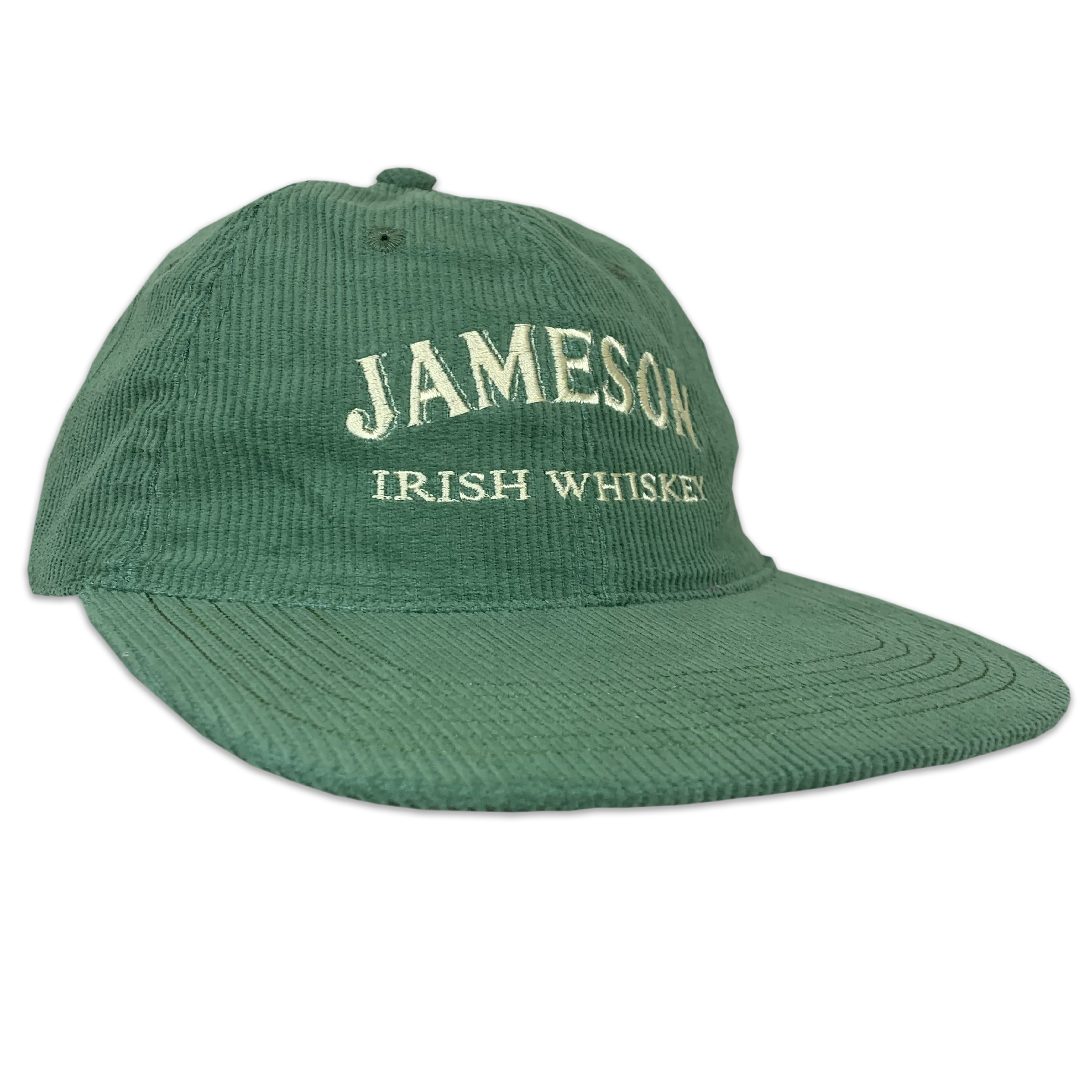 JAMMO GREEN CORD HAT