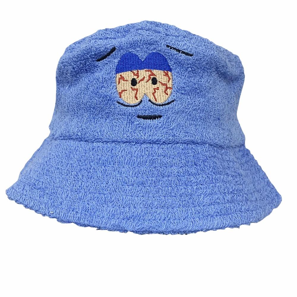 WANNA GET HIGH TERRY TOWELIE BUCKET HAT